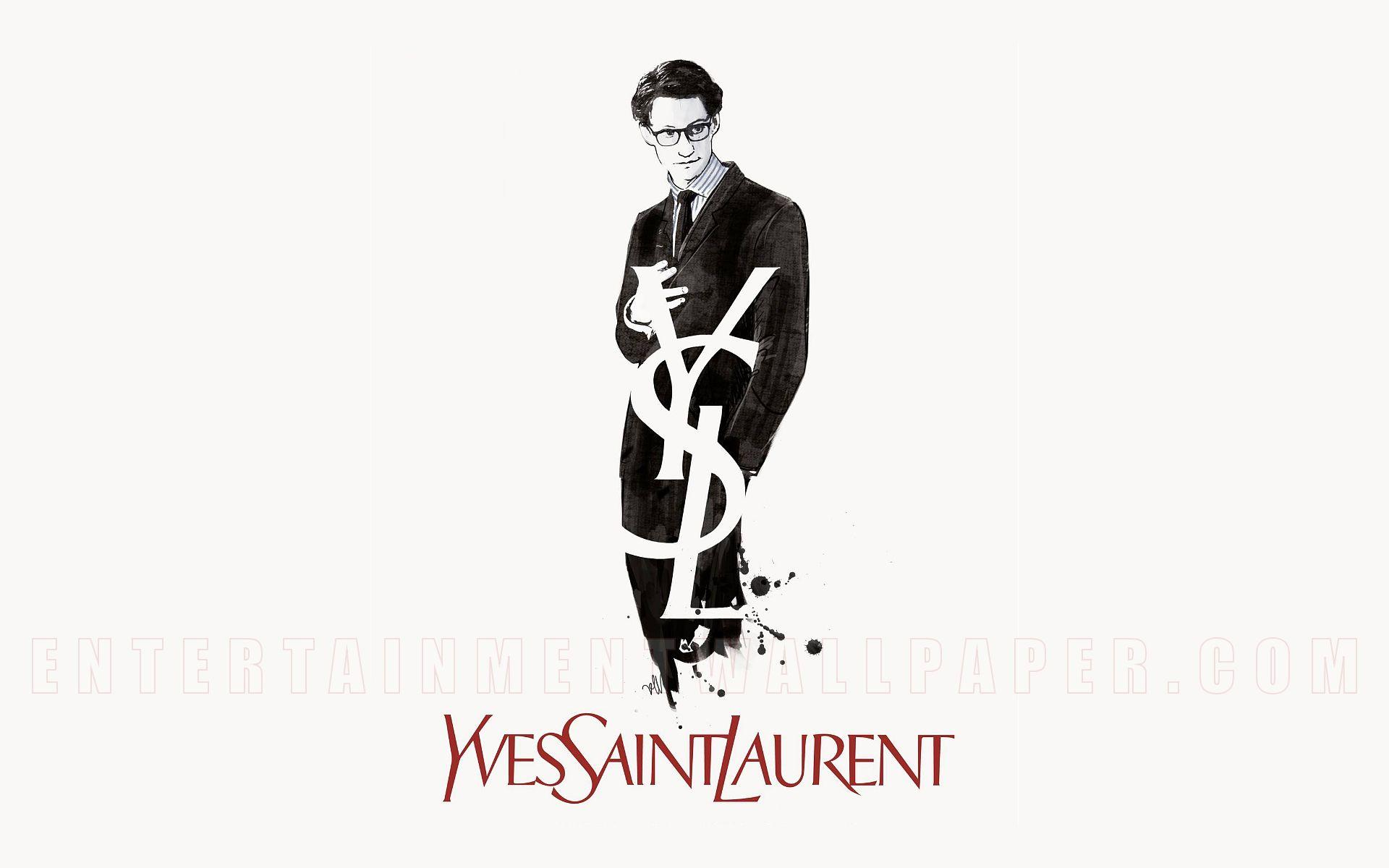 Yves Saint Laurent Wallpapers Wallpaper Cave