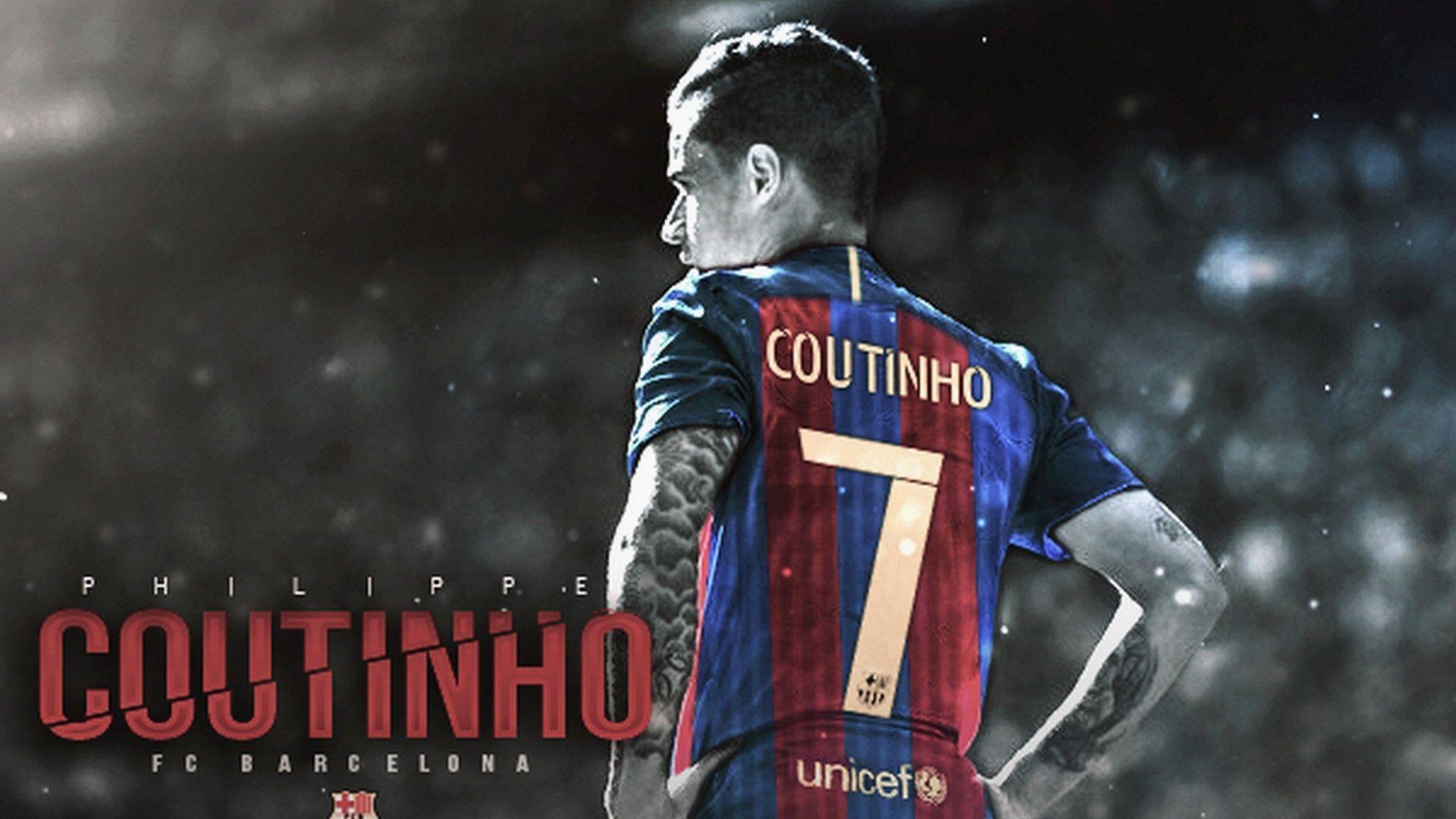 Wallpaper Hd 1080p Psg New Coutinho Barcelona Wallpaper Hd 2018 .