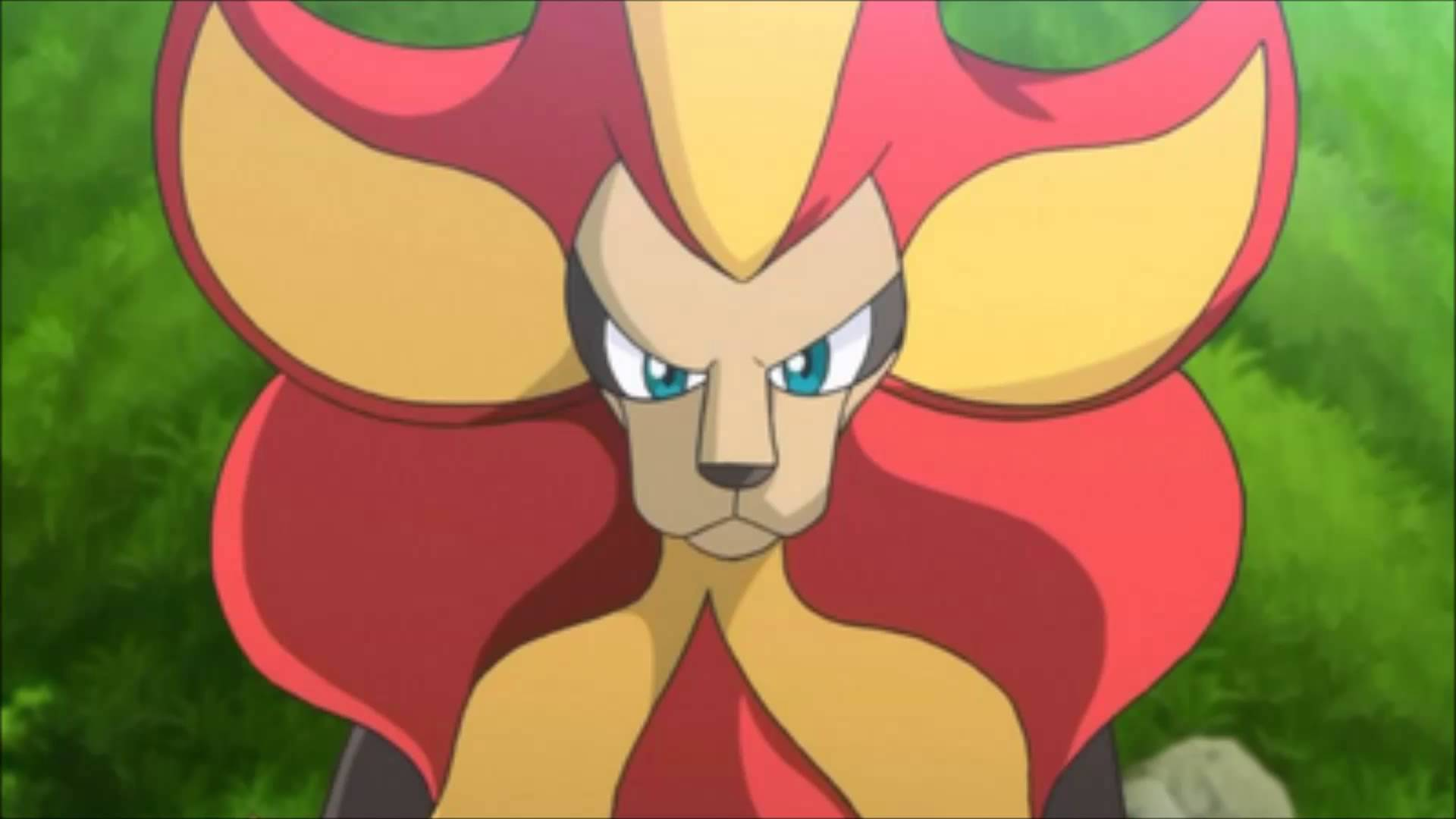 Image - Jax Pyroar.jpg | PokéFanon | FANDOM powered by Wikia