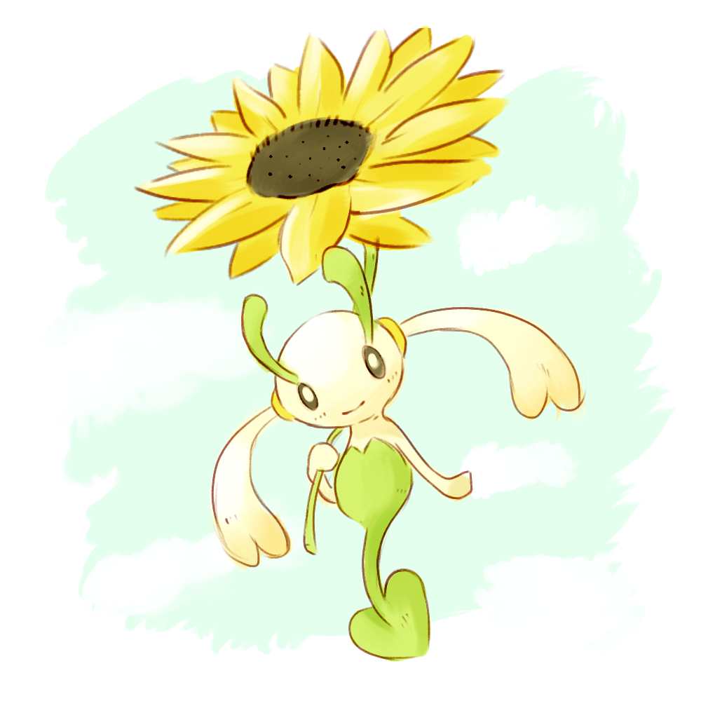 sunflower floette | Pokemon 2 | Pinterest | Sunflowers and Pokémon