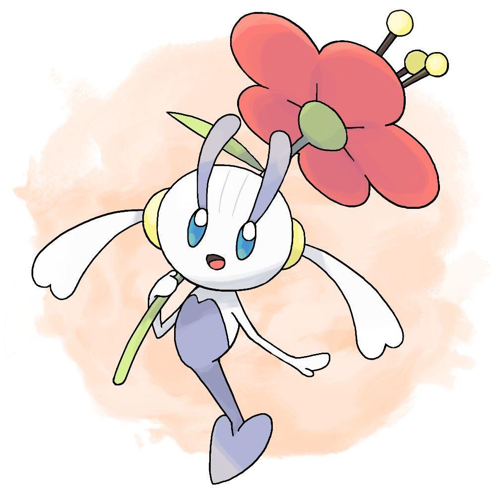 flabebe pokemon evolution chain - 1000×1000