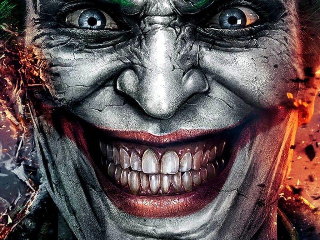 Joker Smile Wallpapers Wallpaper Cave