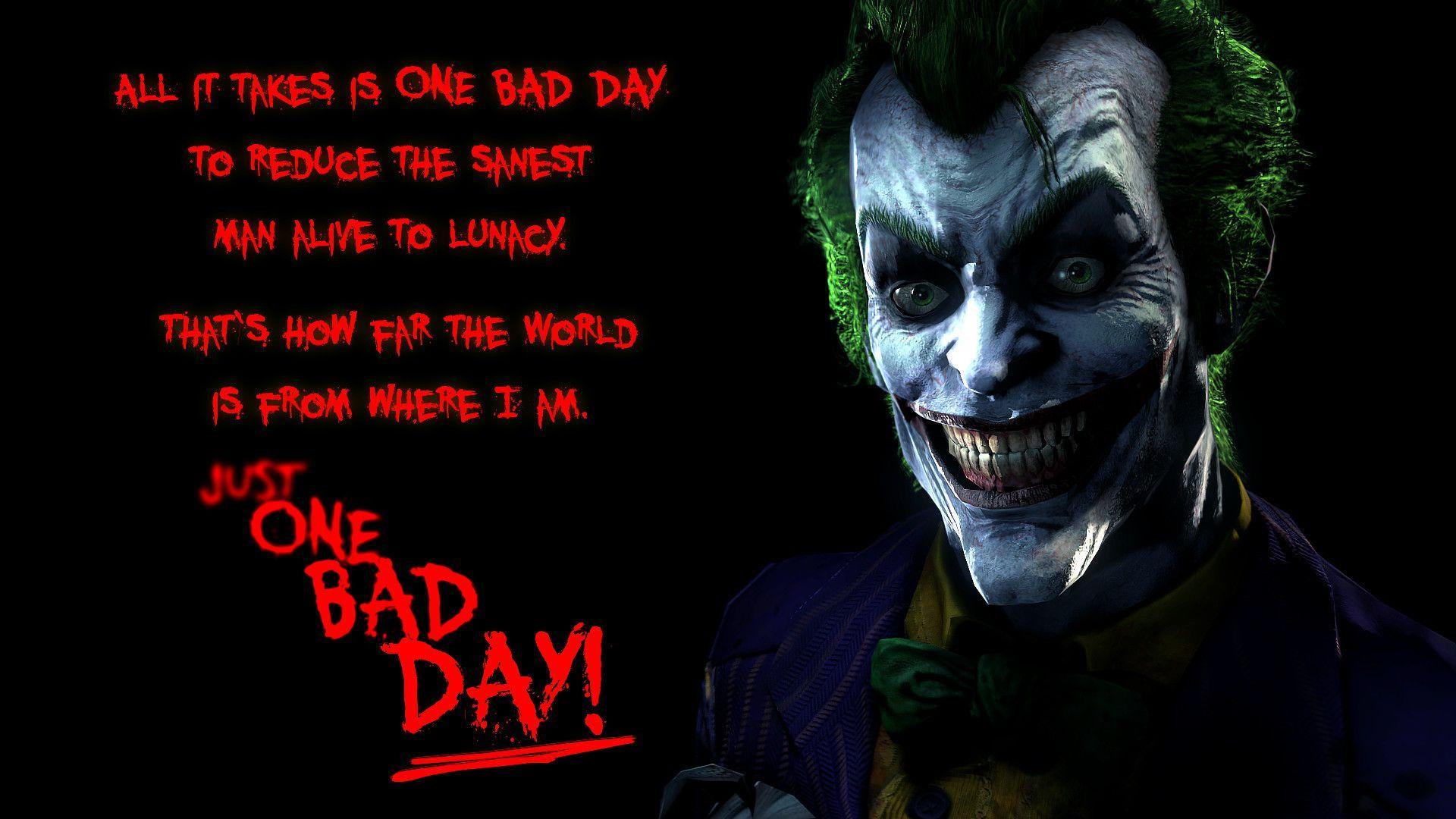 joker smile cave