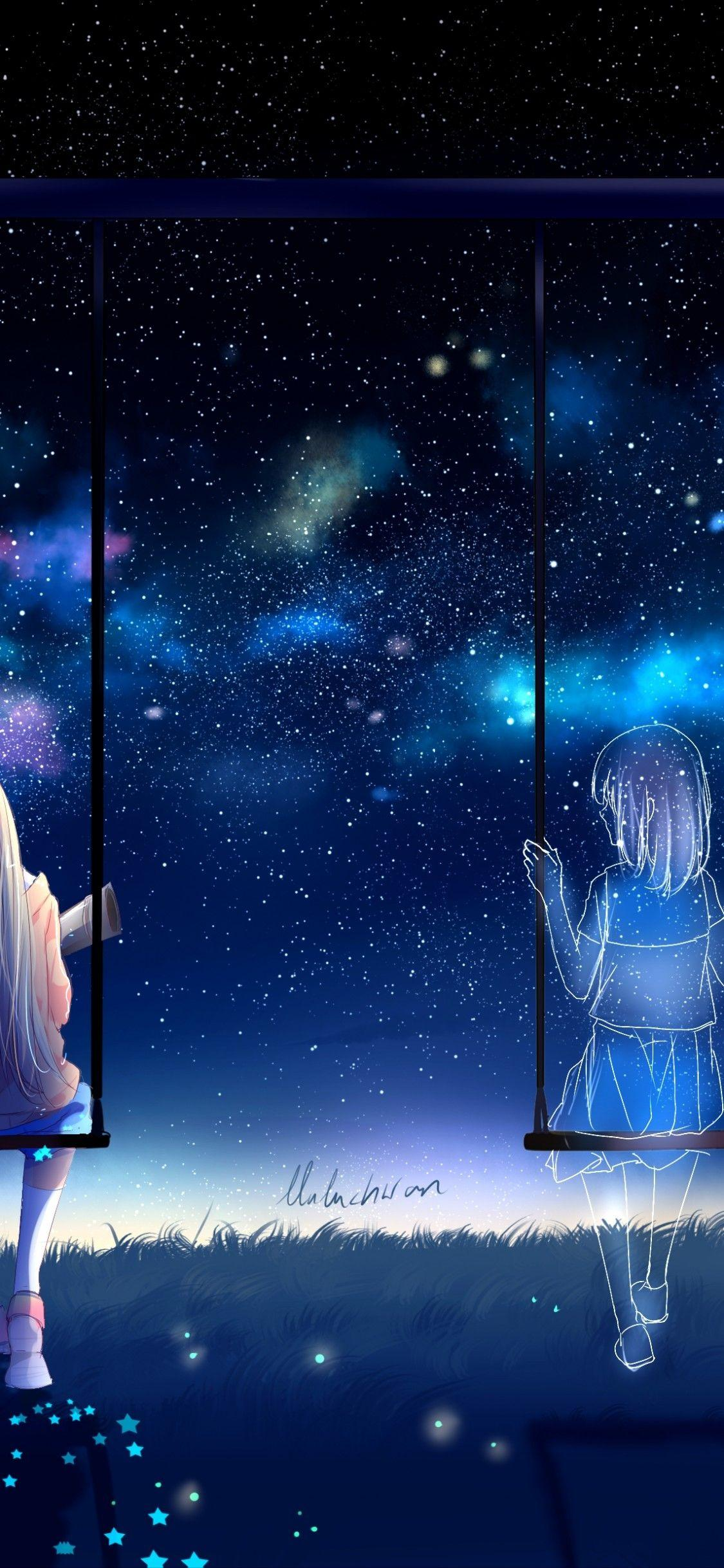 Alone Cartoon Girl lonely anime wallpapers - wallpaper cave