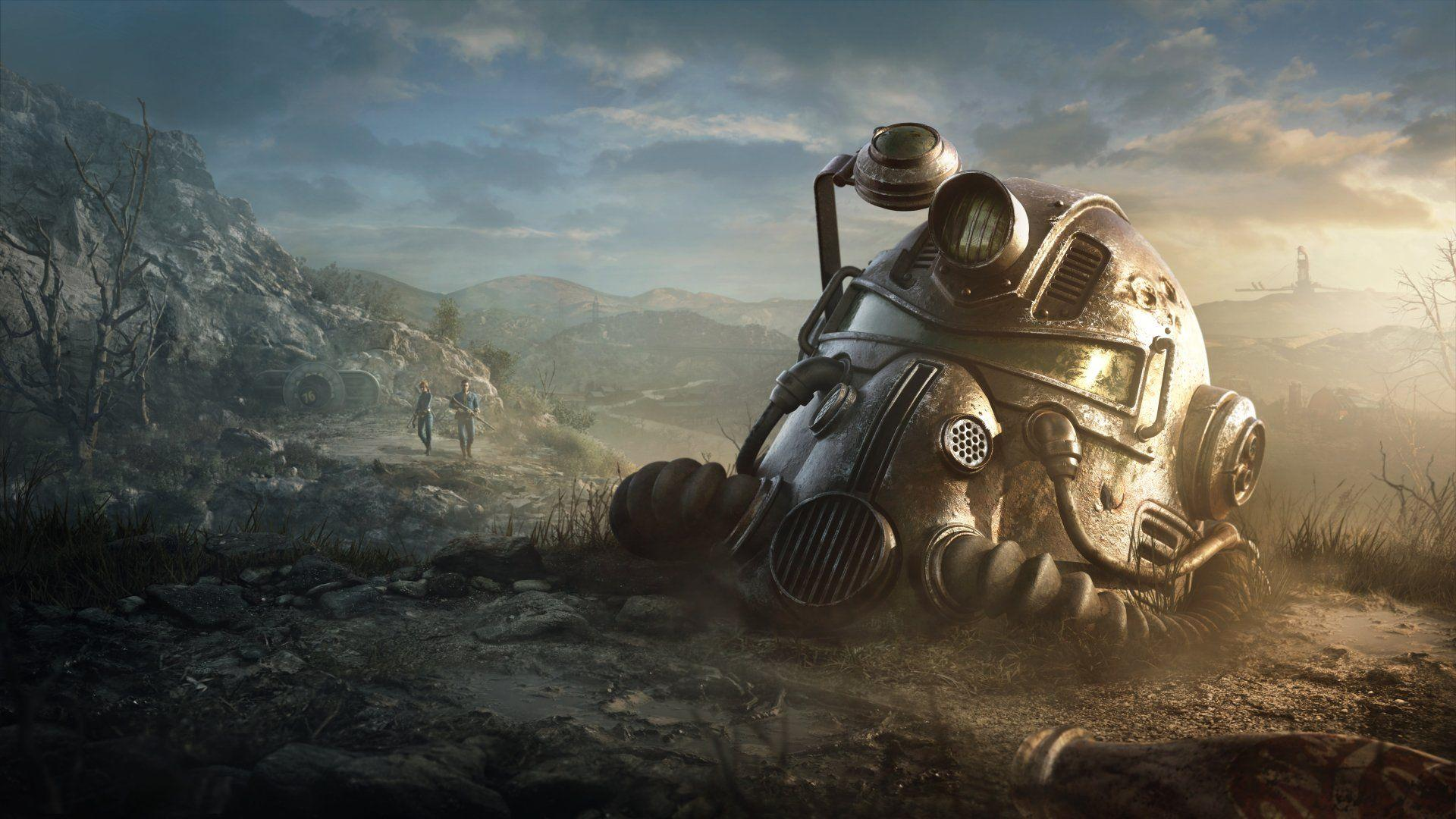 Fallout 76 Hd Wallpapers Wallpaper Cave