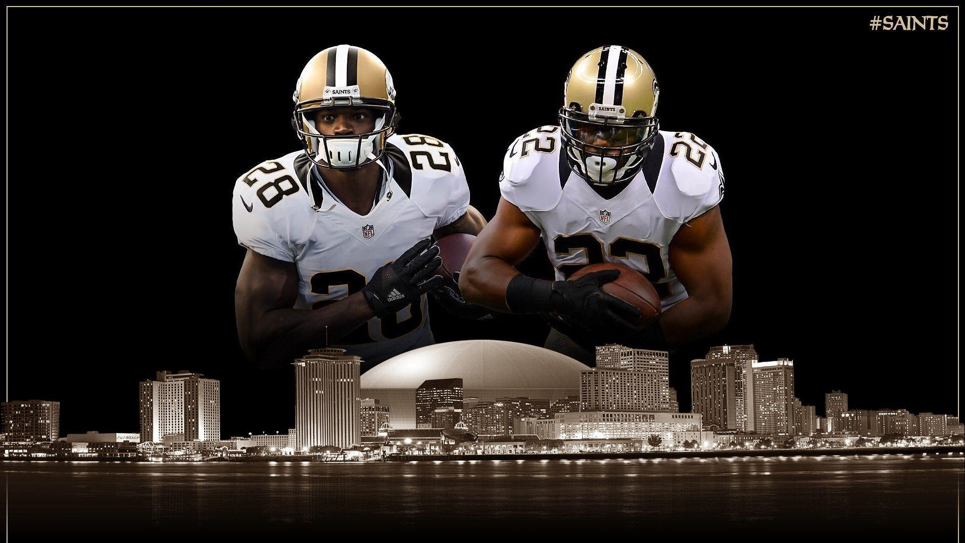 Adrian Peterson x Mark Ingram Wallpapers