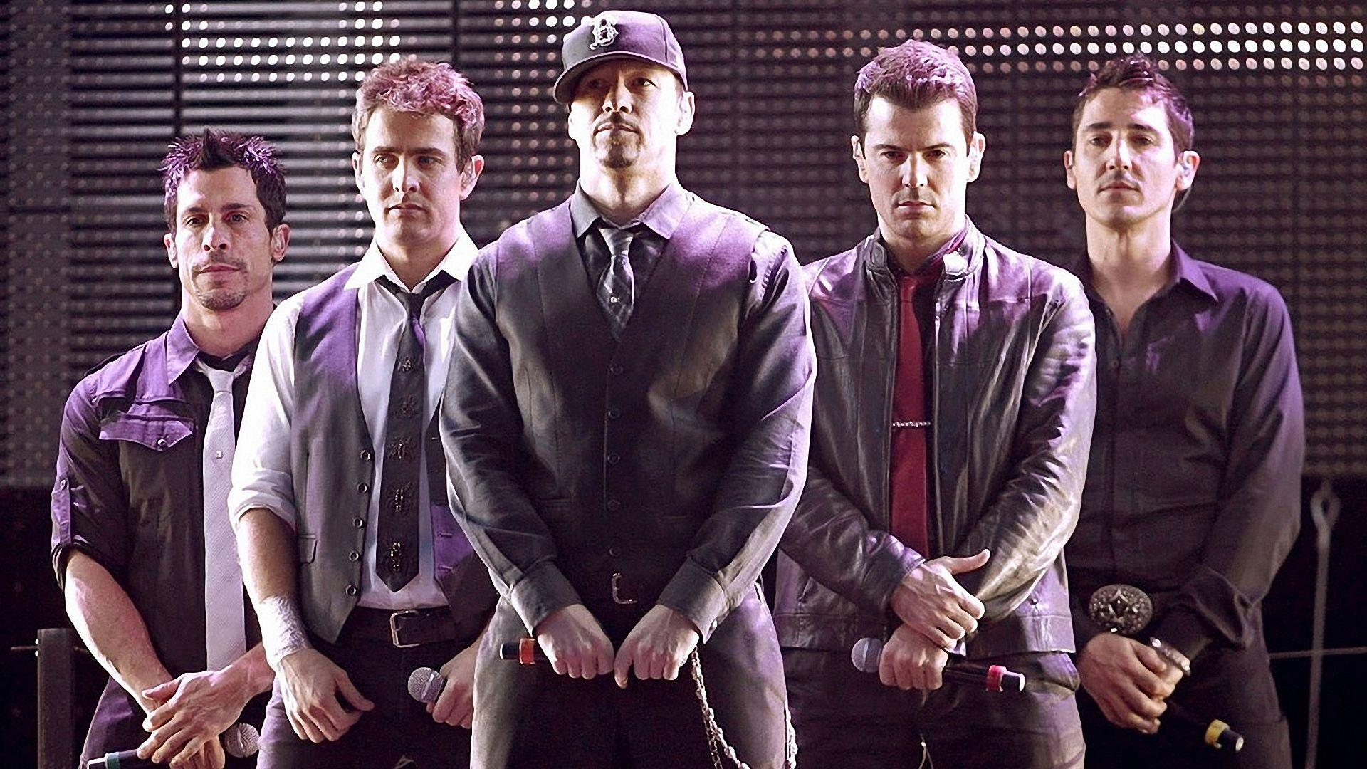 New Kids On The Block Wallpapers Wallpaper Cave