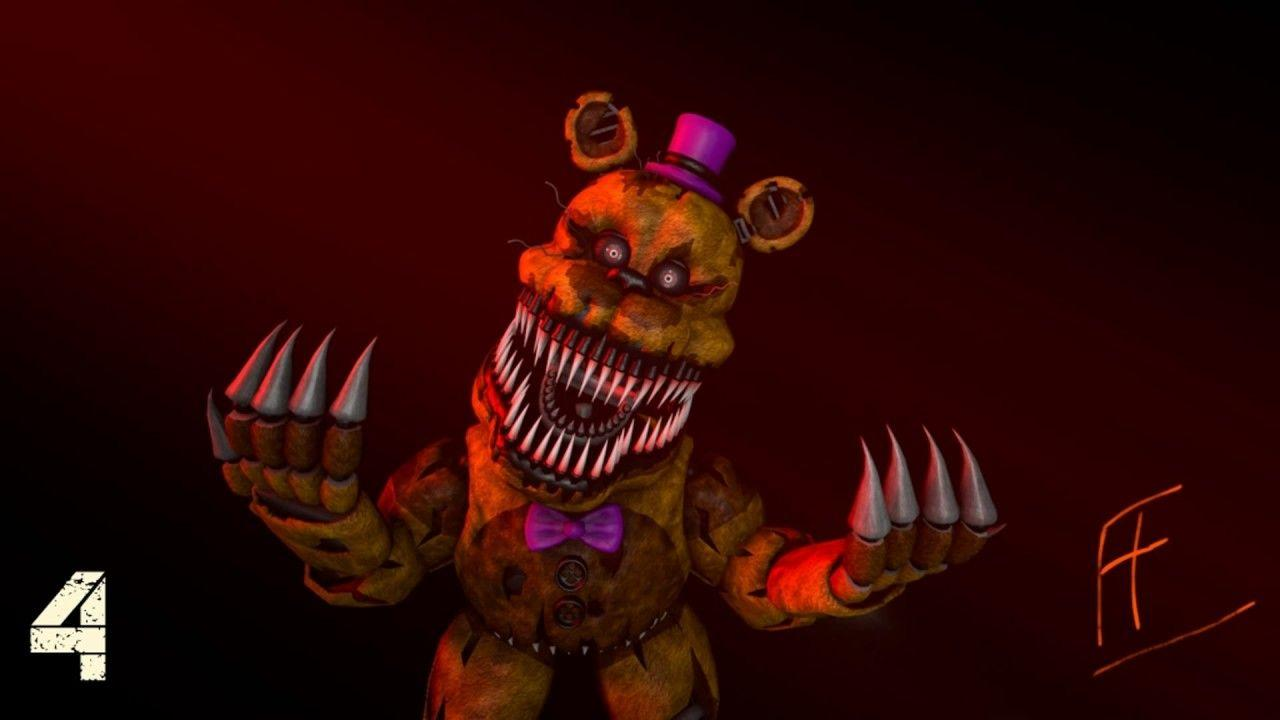 Five Nights At Freddy S 4 Wallpapers Wallpaper Cave