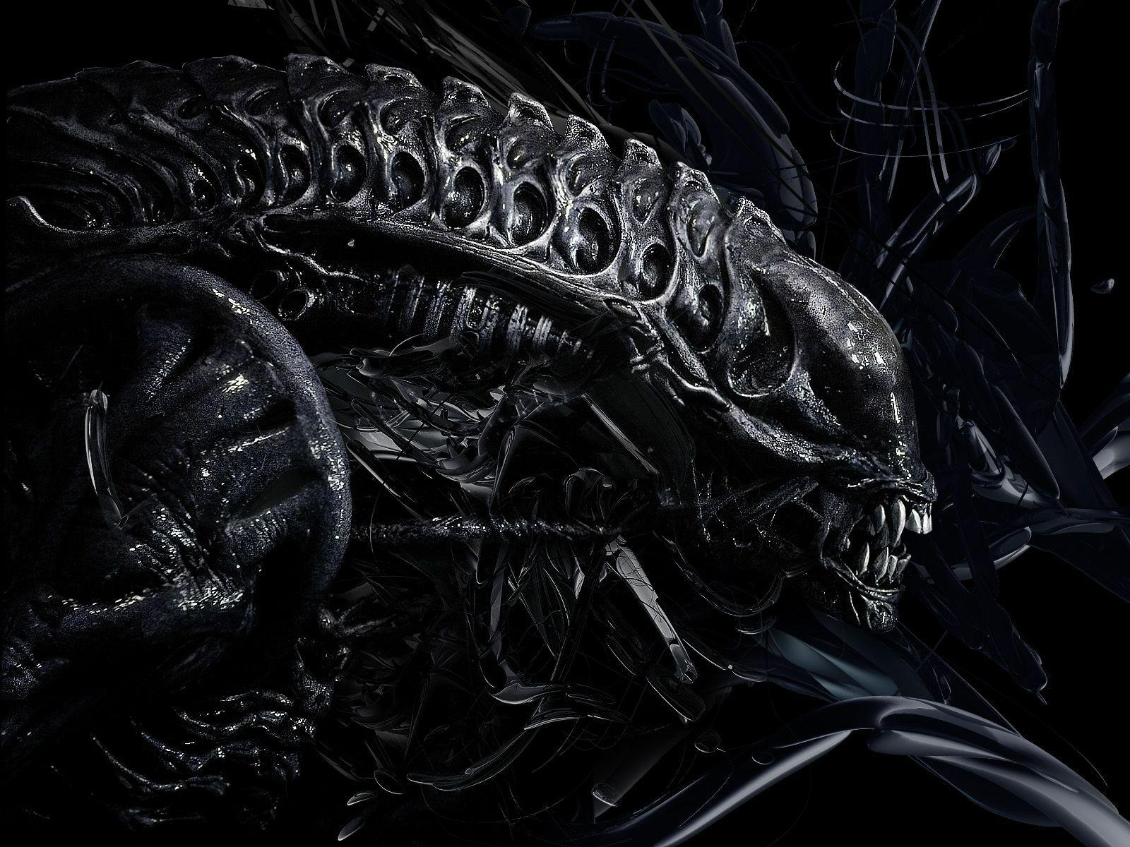 Alien Queen Wallpapers - Wallpaper Cave