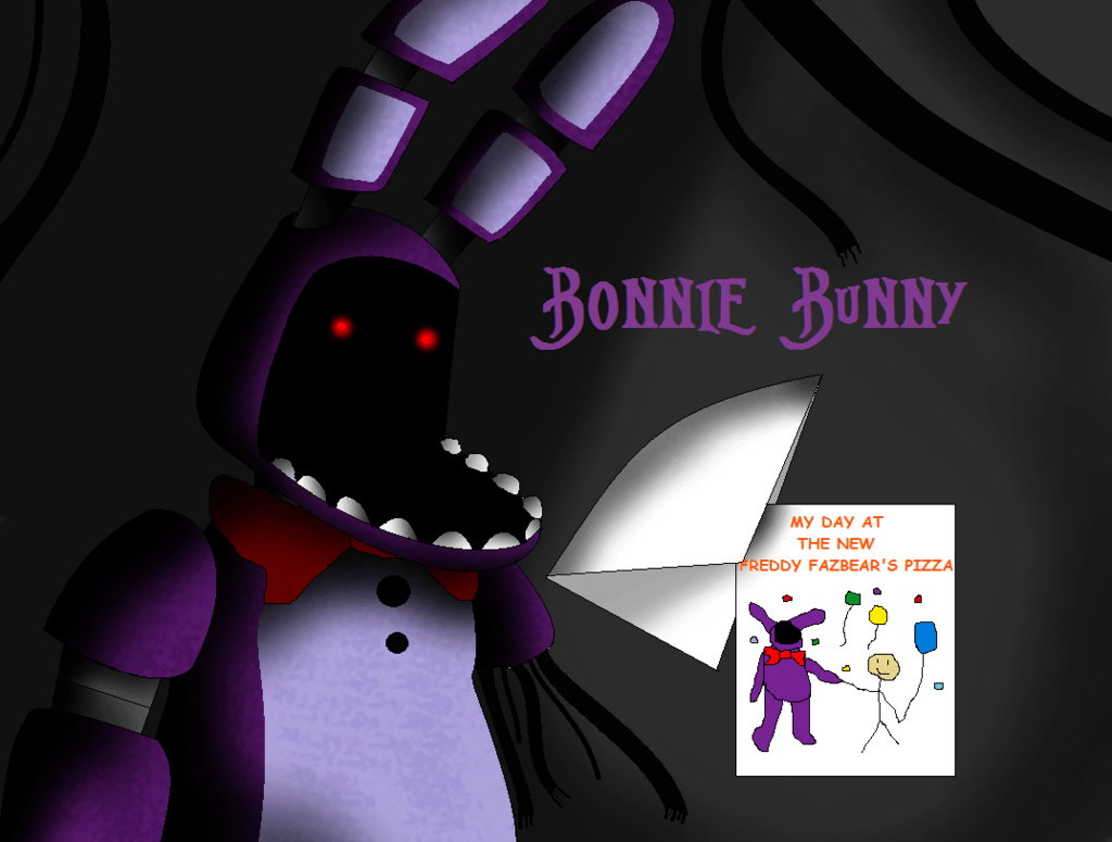 Shadow Bonnie Wallpapers - Wallpaper Cave