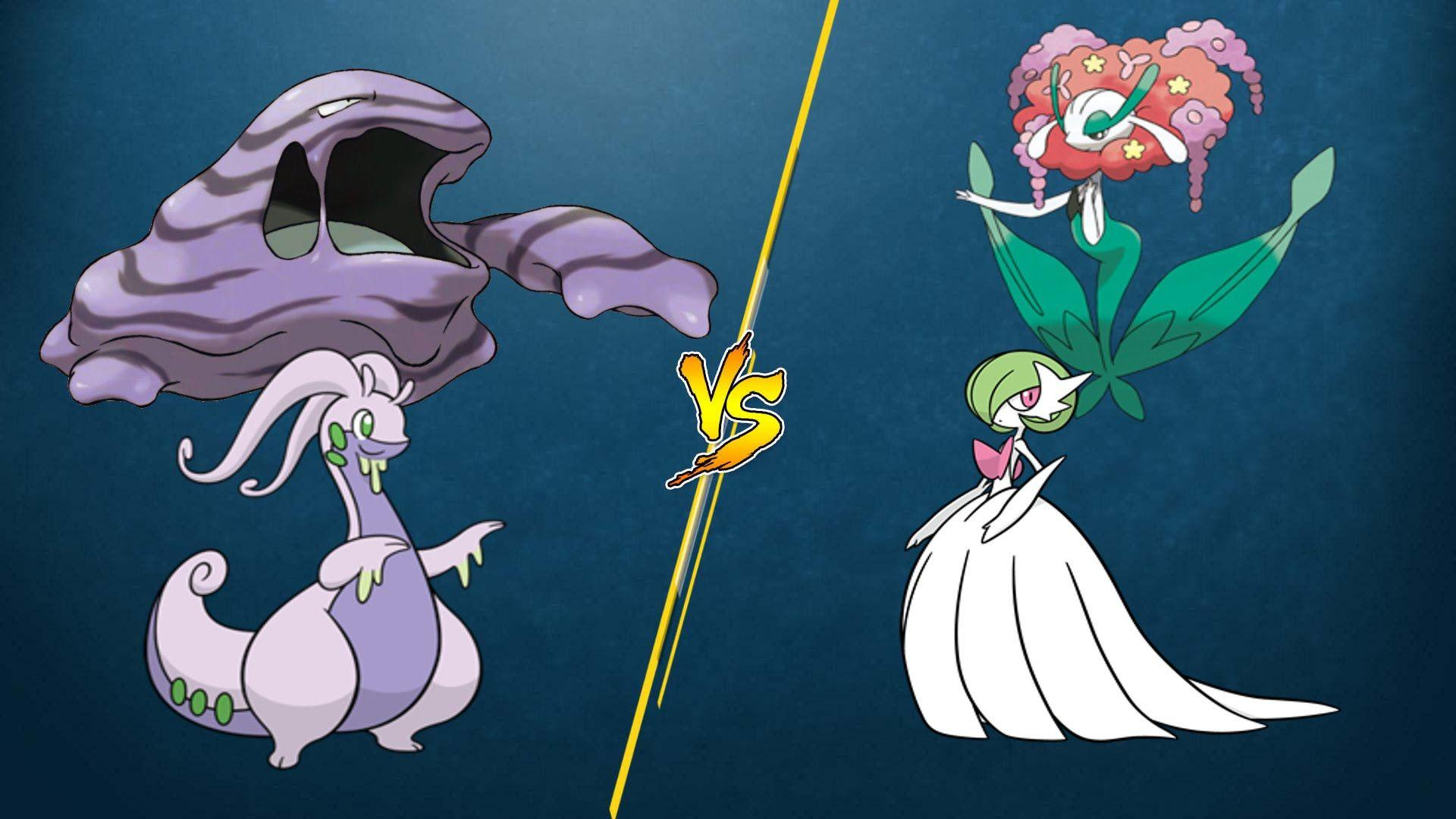 PTCGO Stream Match] Goodra/Muk vs M Gardevoir/Florges - YouTube