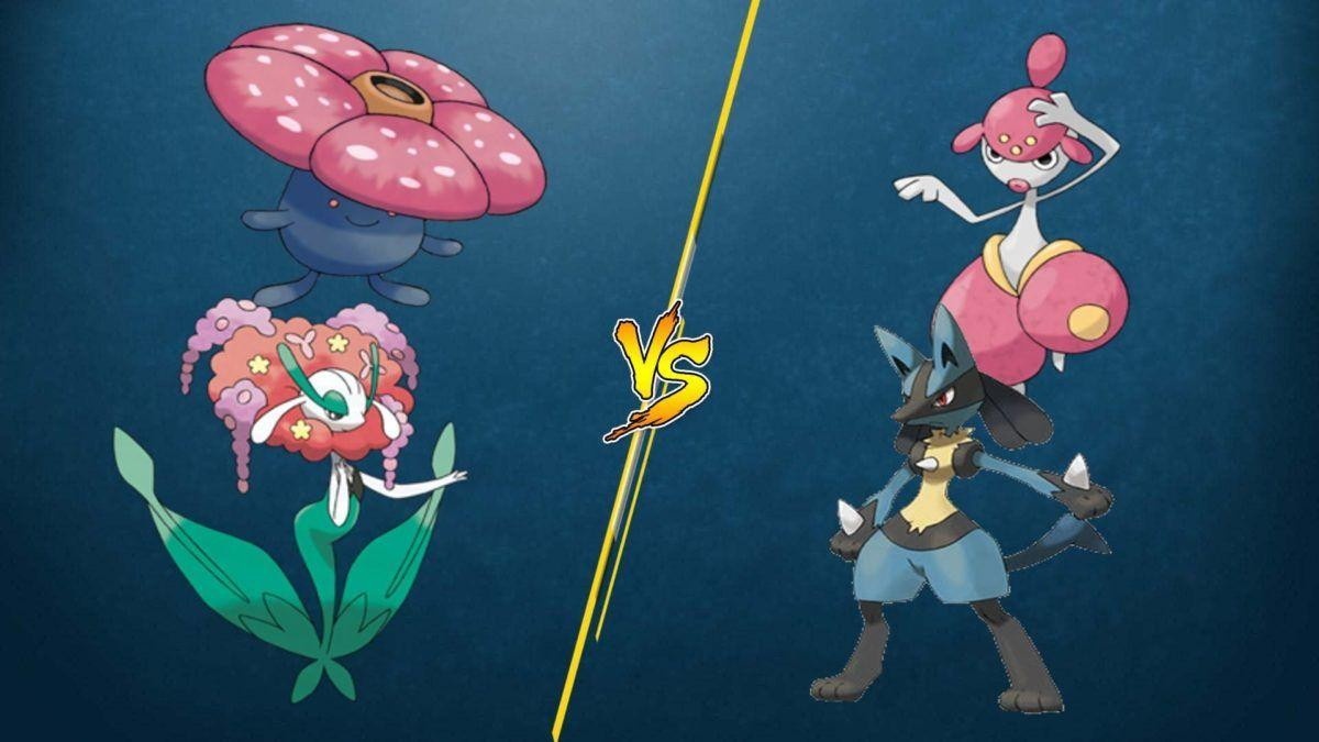 PTCGO Stream Match] Florges/Vileplume vs Lucario/Medicham – YouTube