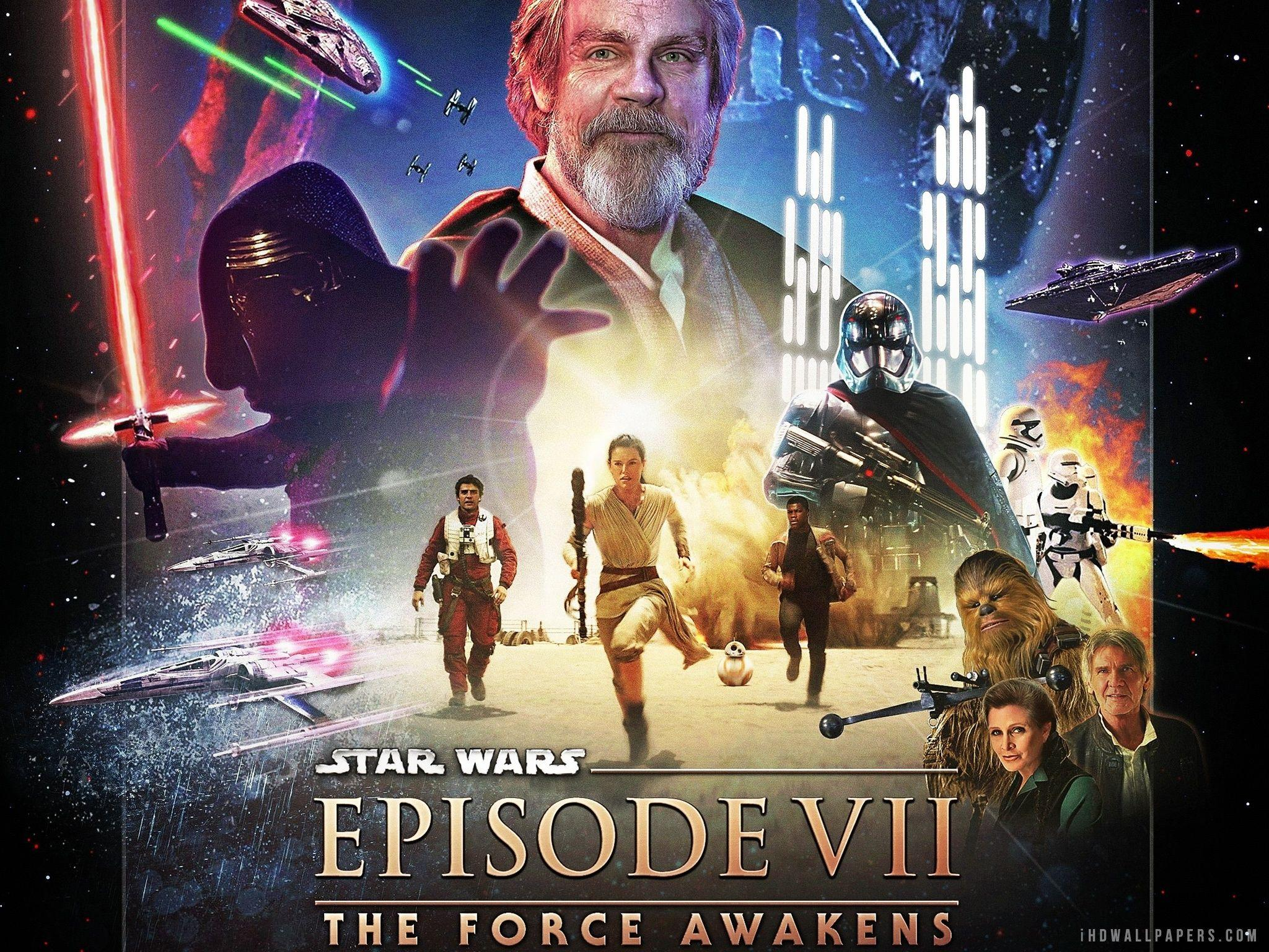 star wars: episode vii wallpapers - wallpaper cave