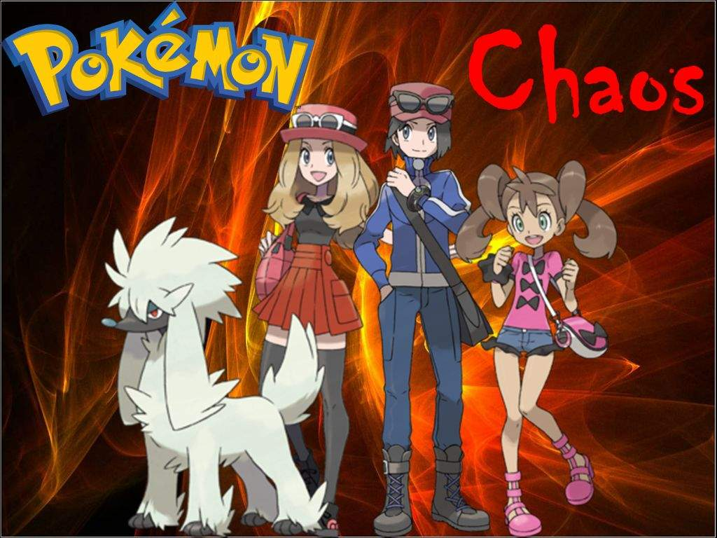 Pokemon Chaos 14 - Looking for Furfrou | Pokémon Amino