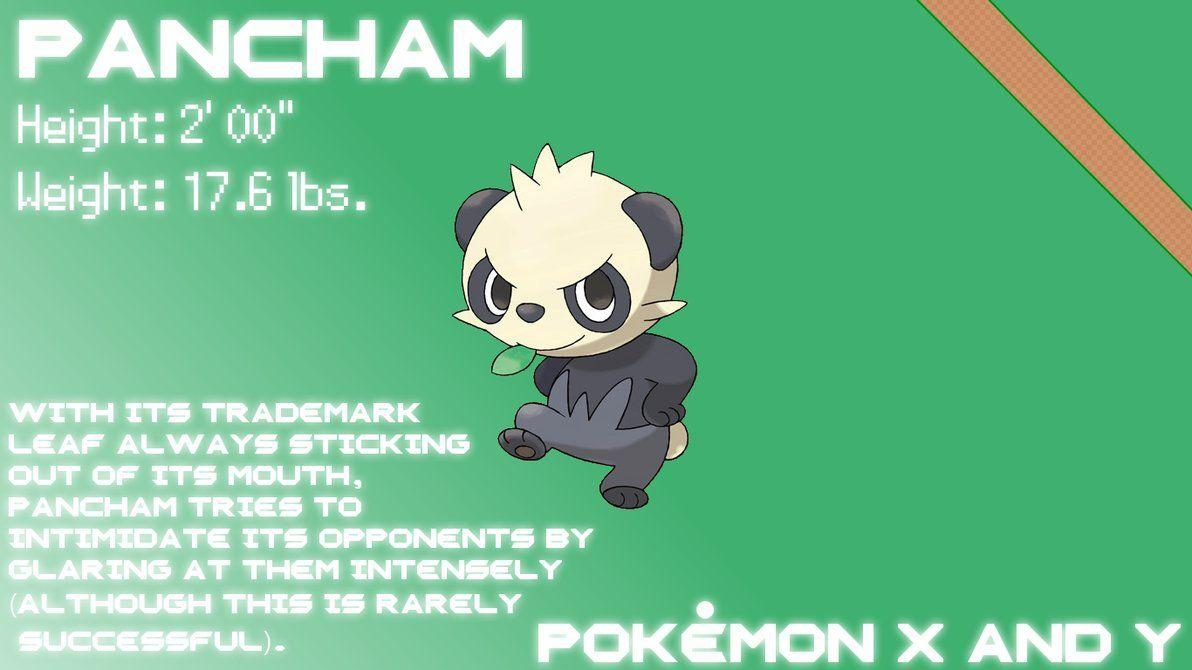 Wallpaper - Pancham - 1366x768 by NiteLitezFTW on DeviantArt