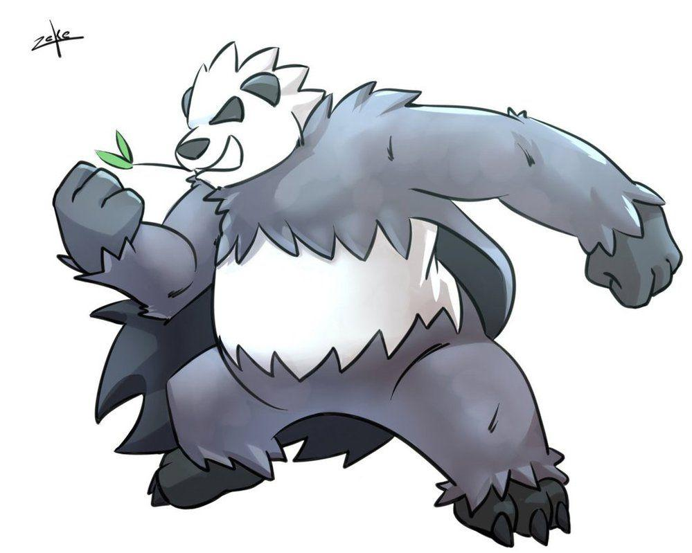 Image of Pangoro