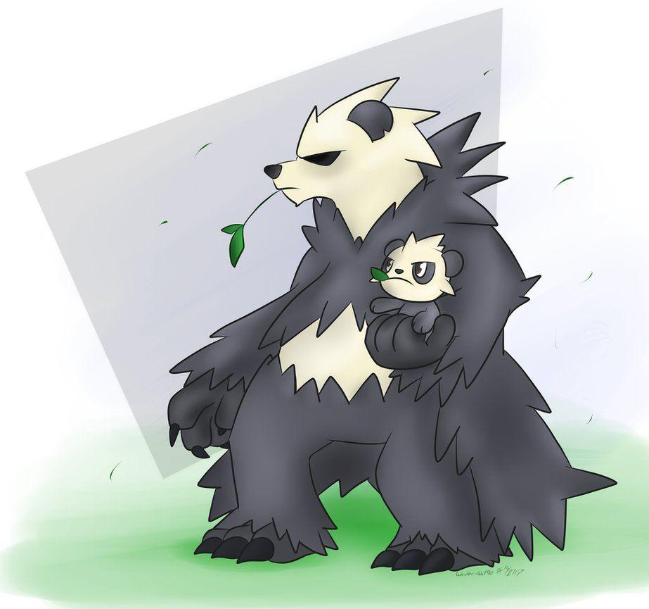 Pangoro and Pancham