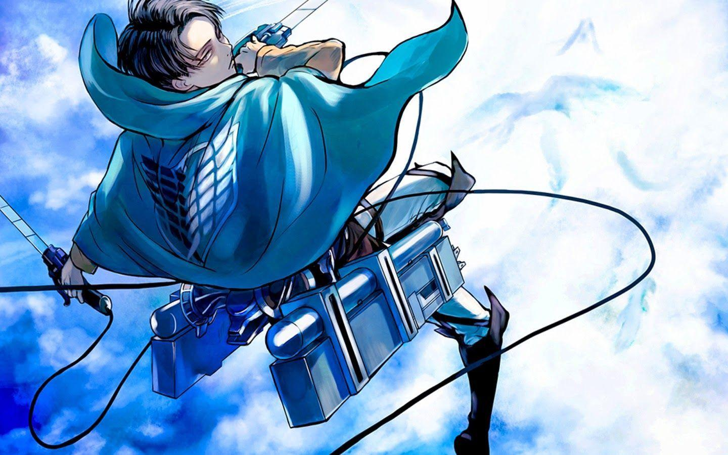 Captain Levi Wallpapers Wallpaper Cave