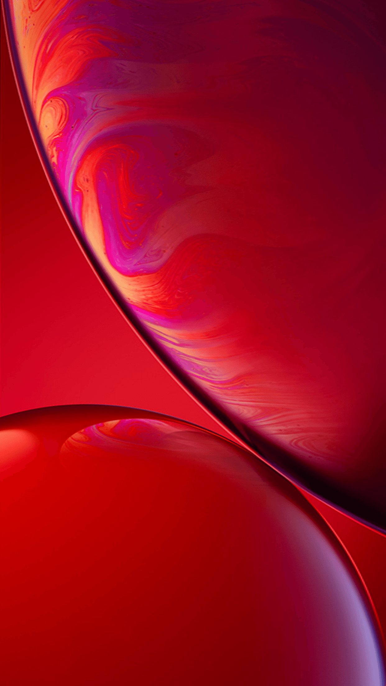 Download iPhone XS and iPhone XR Stock Wallpapers