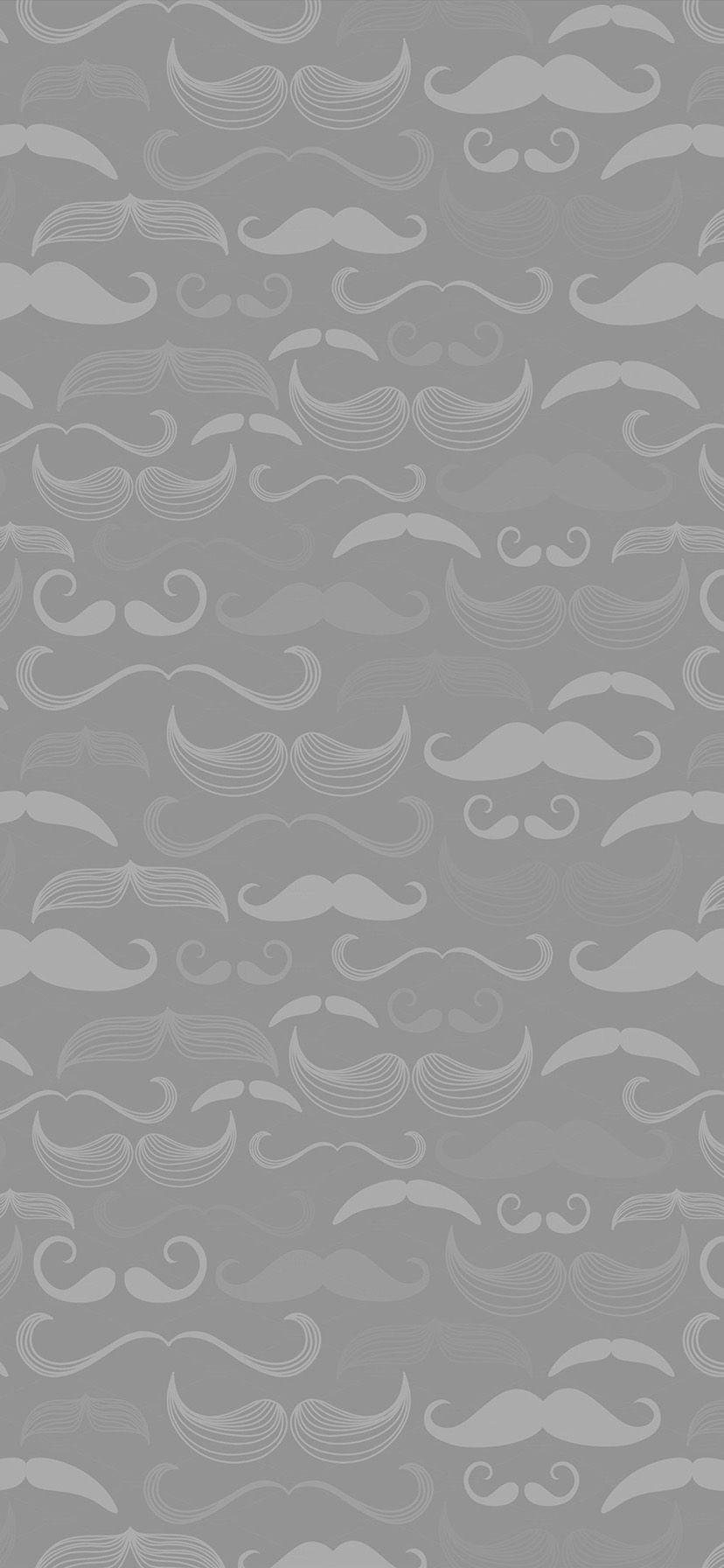 HD iPhone XR Wallpapers For ve73 hipster moustache cute light hazy