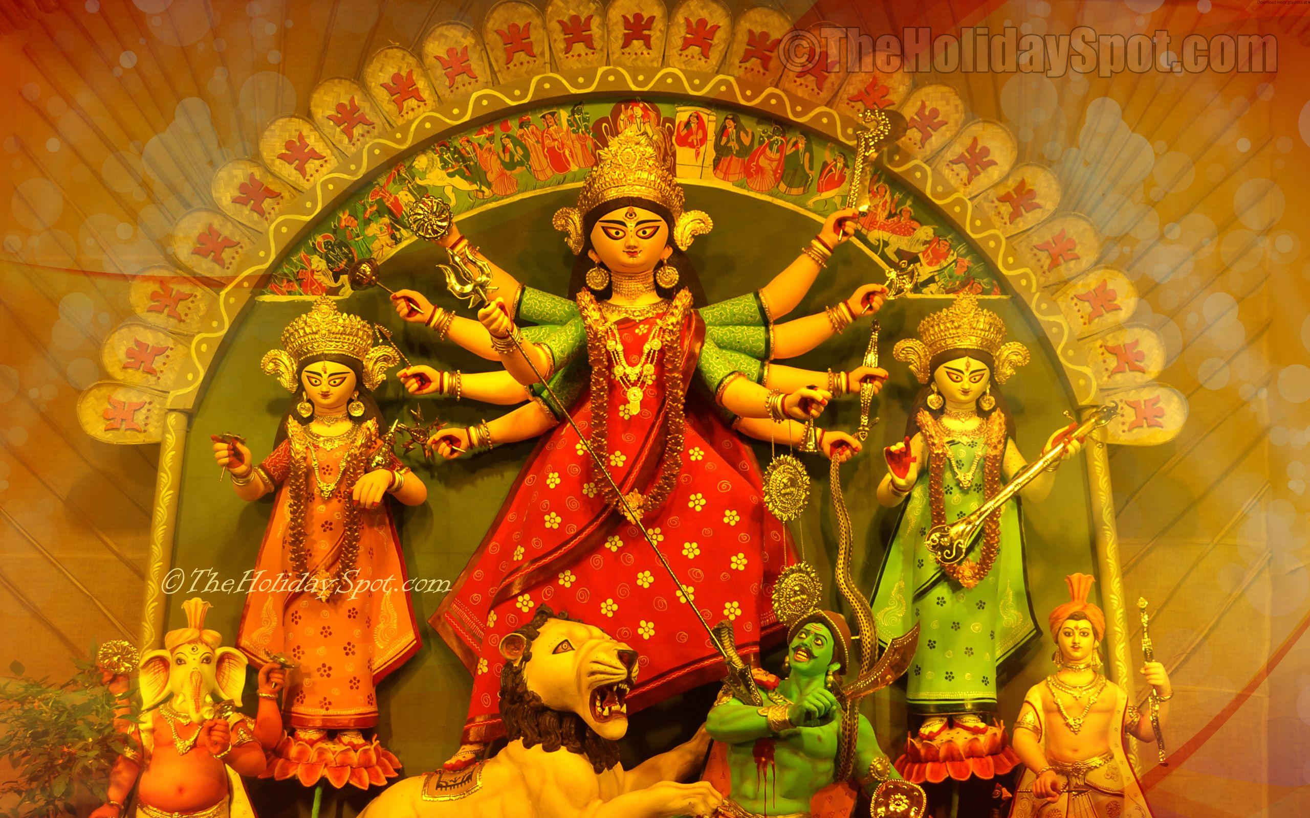 Durga puja wallpapers, its free, download now! | Durga Puja Images ...