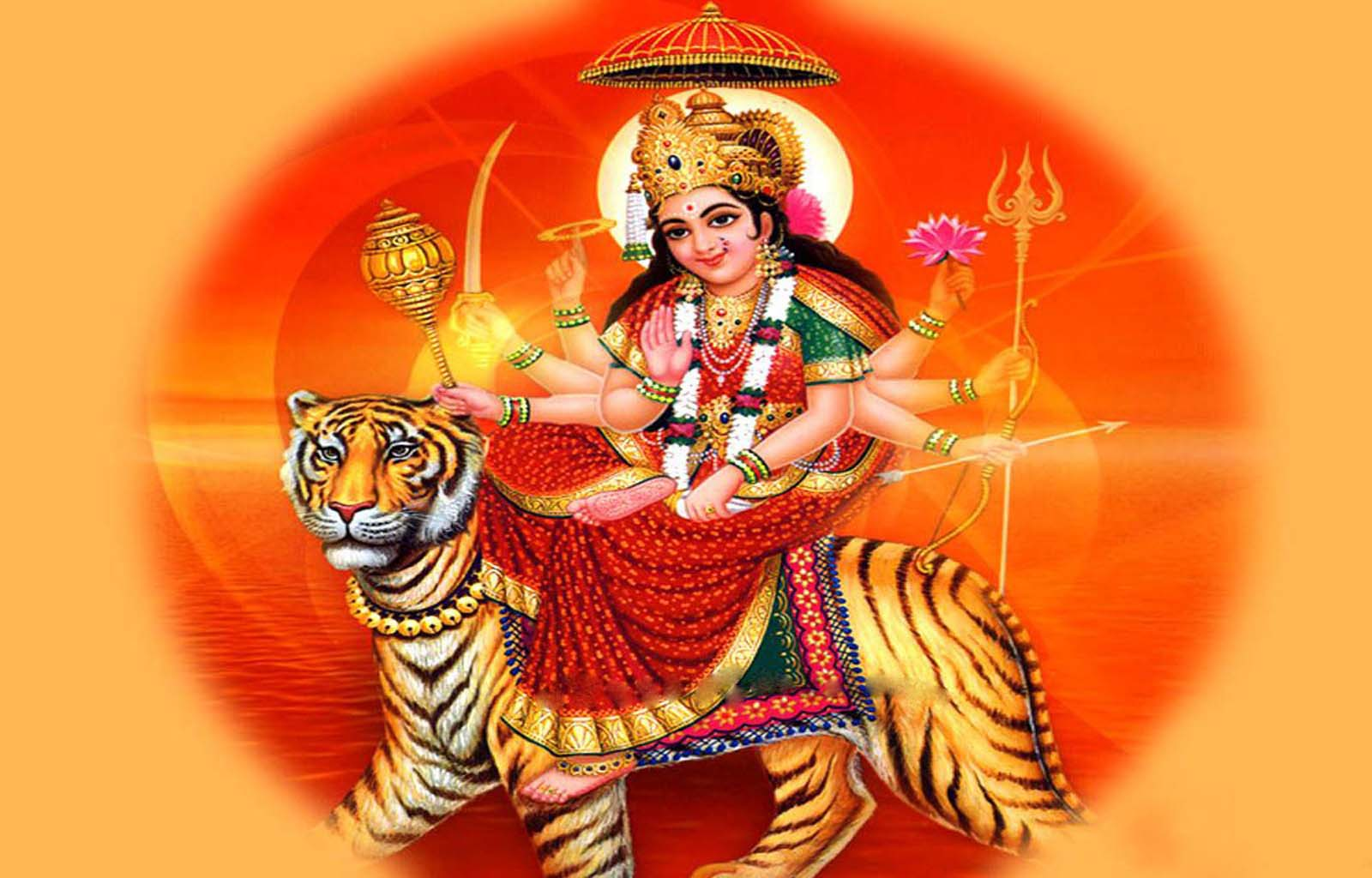 09 Best Latest Maa Durga / Durga Puja HD Wallpapers / Free Download.