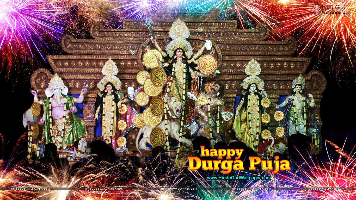 Durga Puja Hd Wallpaper: Happy Durga Puja Wallpapers