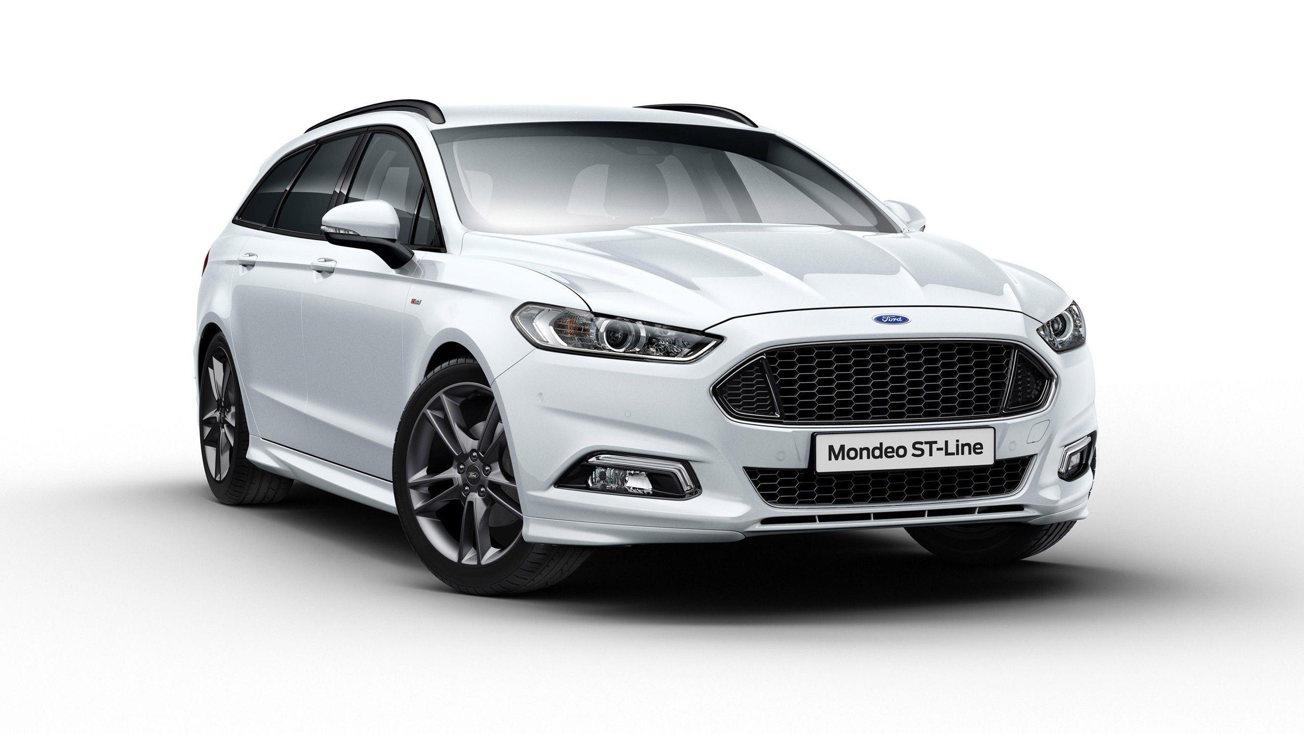 2016 Ford Mondeo ST Wallpapers