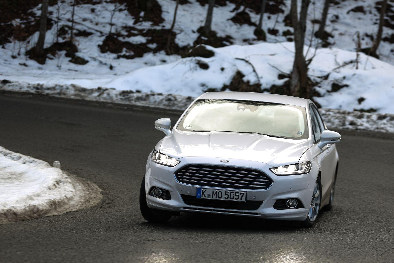 Your 2015 Ford Mondeo HD Wallpapers Are Served
