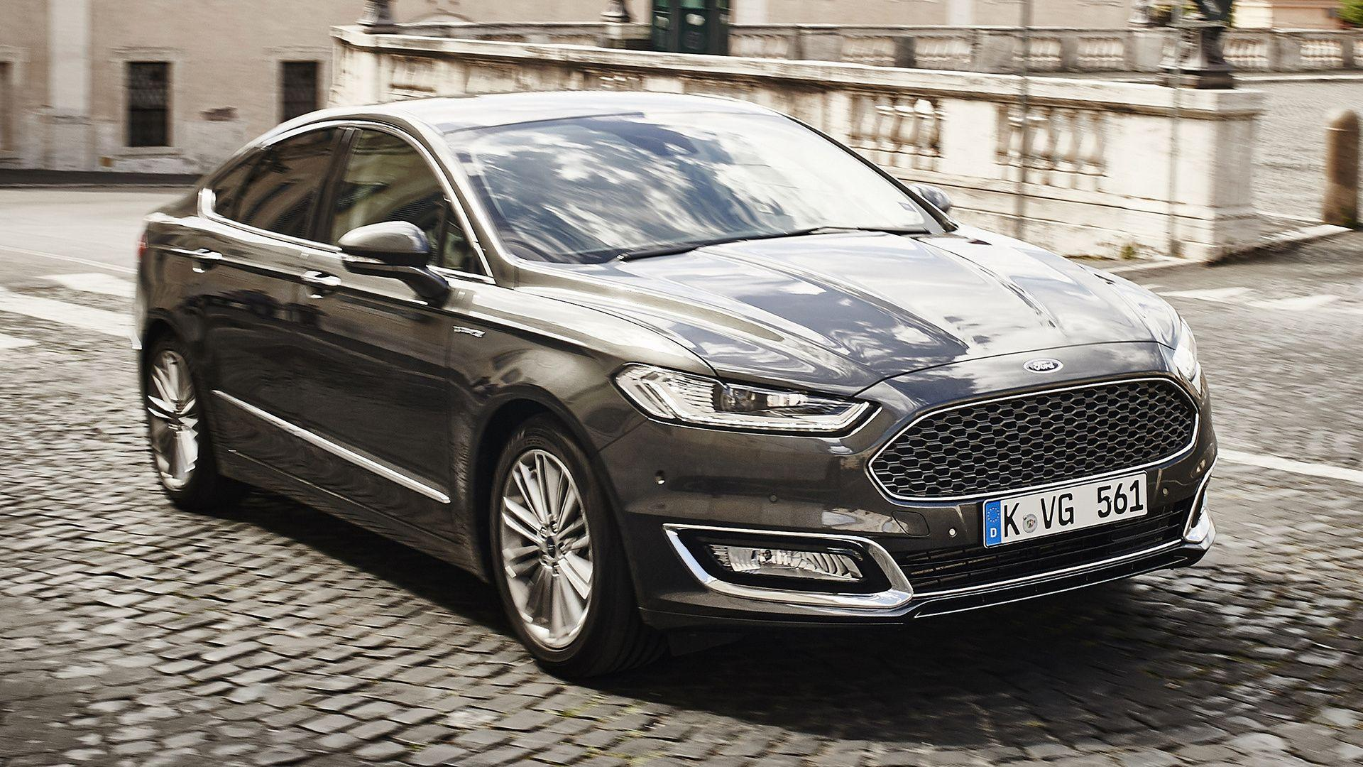 Ford Mondeo Wallpapers 3