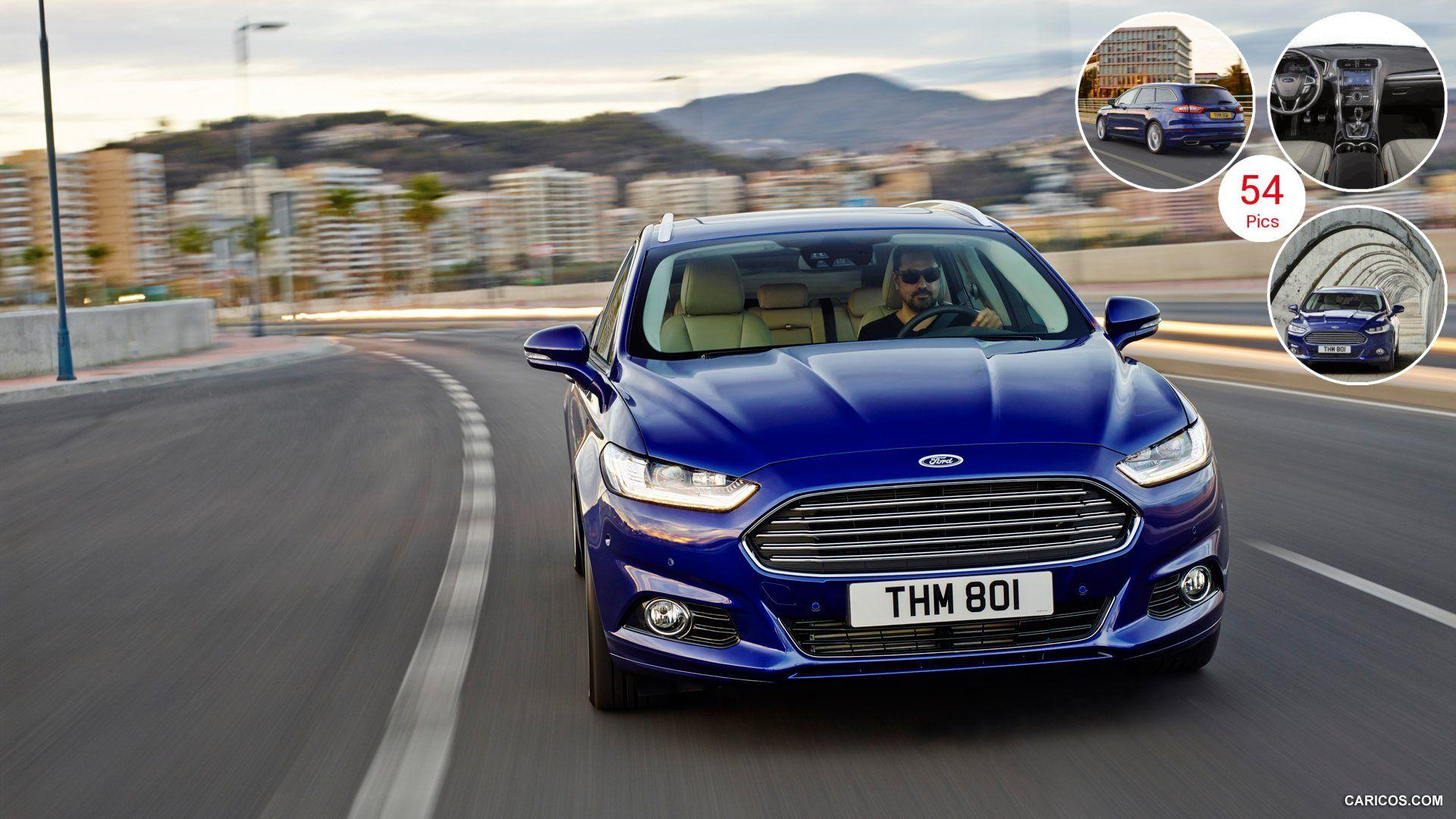 2015 Ford Mondeo Wagon