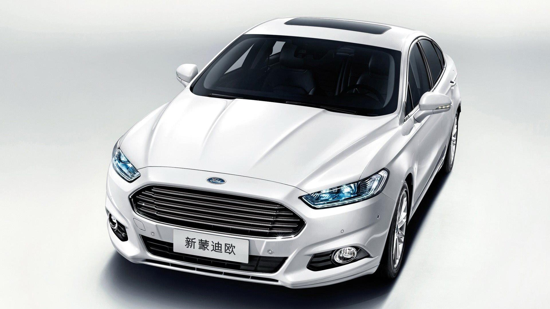 White Ford Mondeo HD Wallpapers Car Pictures Website