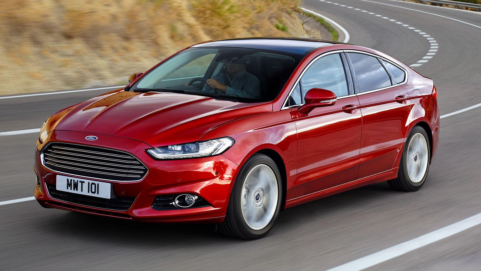 Ford Mondeo Wallpapers 5