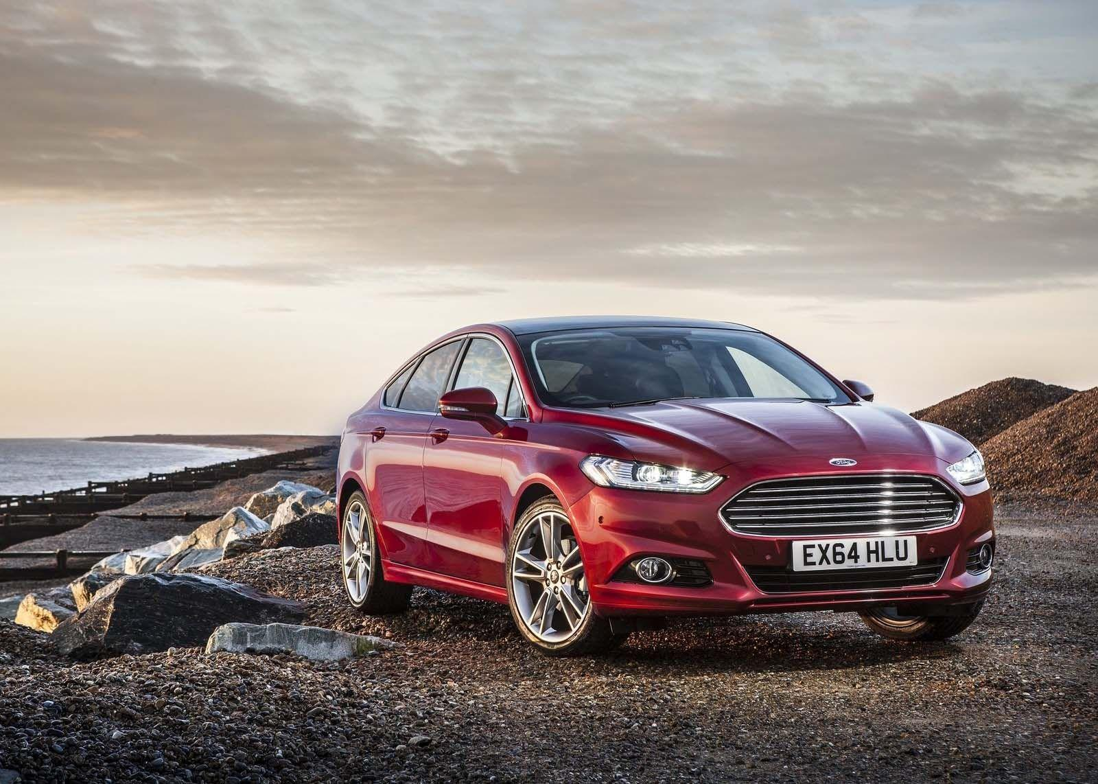 2015 Ford Mondeo New Concept