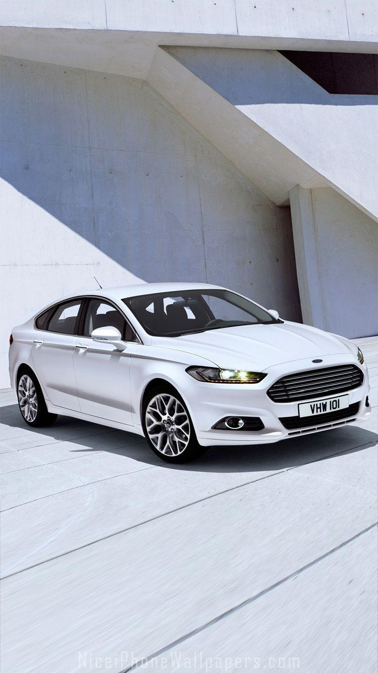 Ford Mondeo iPhone 6/6 plus wallpapers