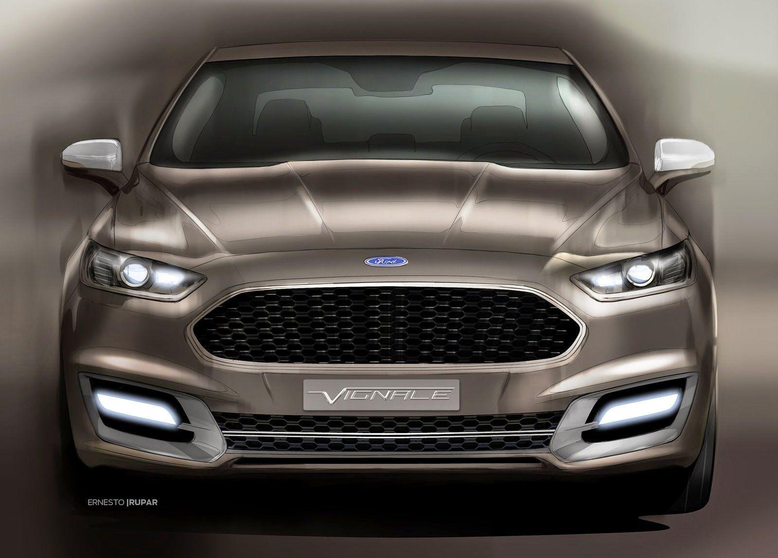 Ford Mondeo Wallpapers HD 5