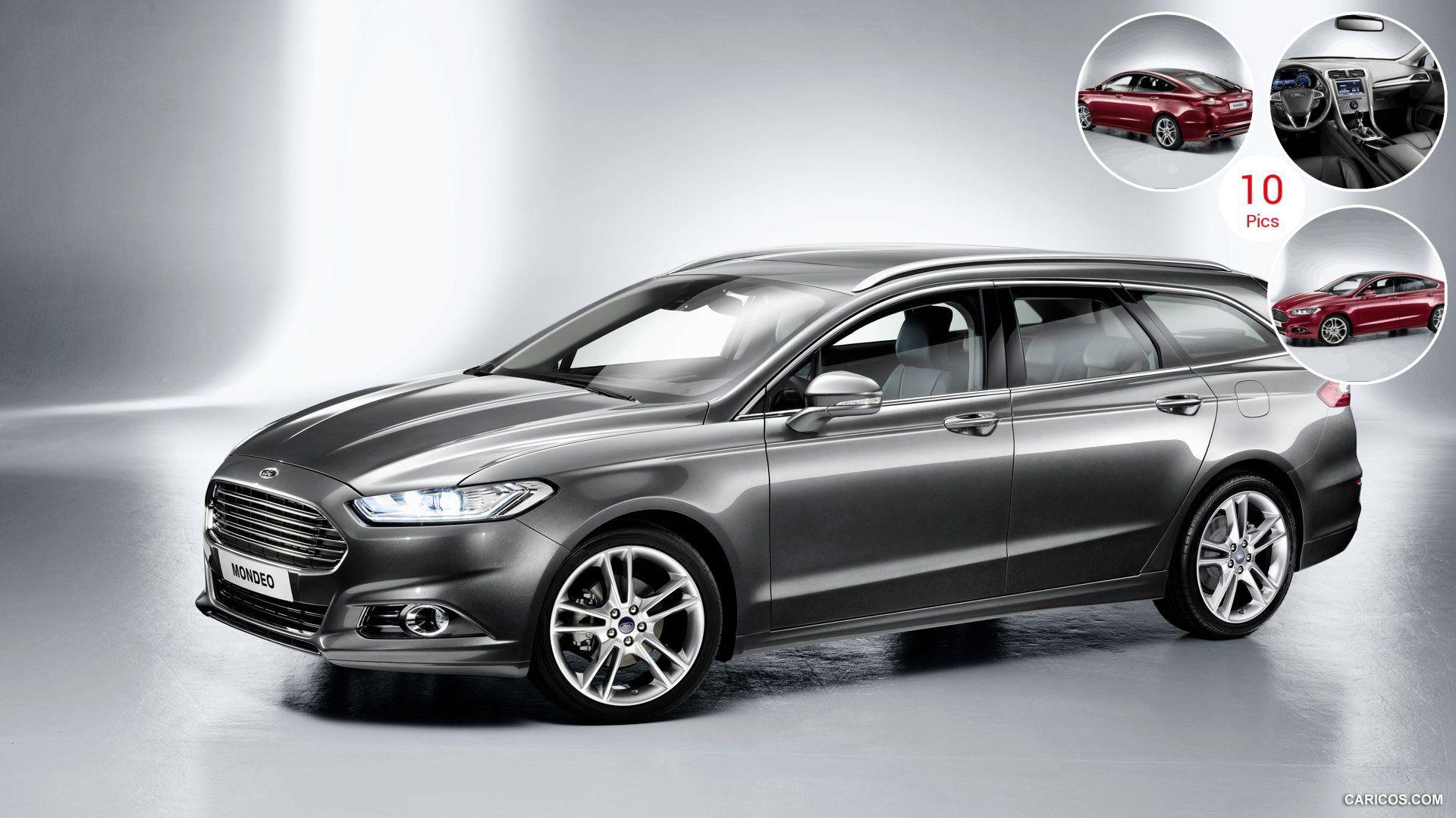 2013 Ford Mondeo 5