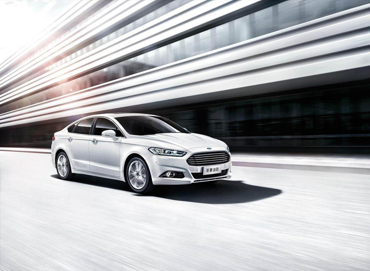 Ford Mondeo Wallpapers Widescreen