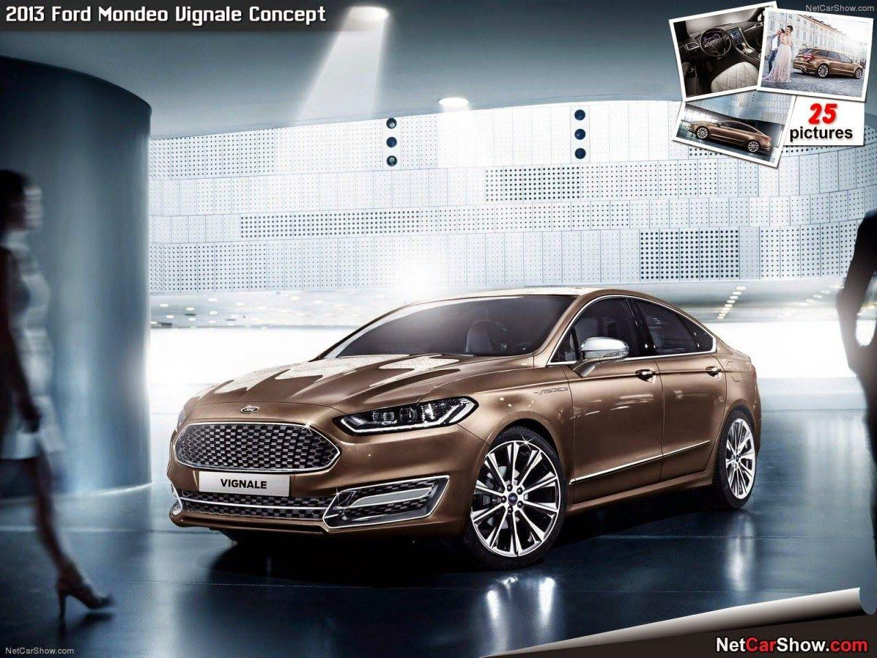 Ford Mondeo Vignale Wallpapers Gallery