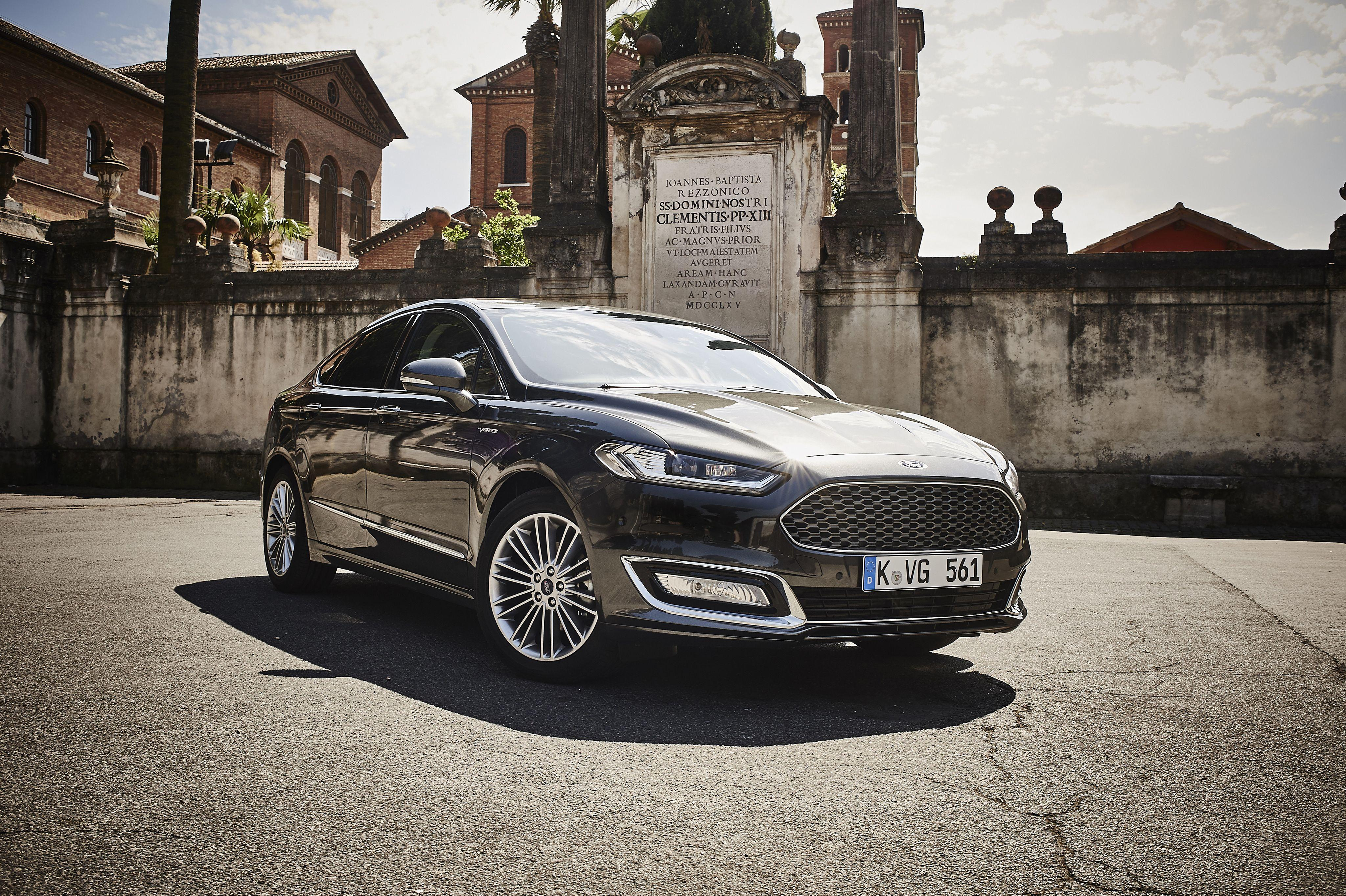 2015 Ford Mondeo Vignale 4k Ultra HD Wallpapers