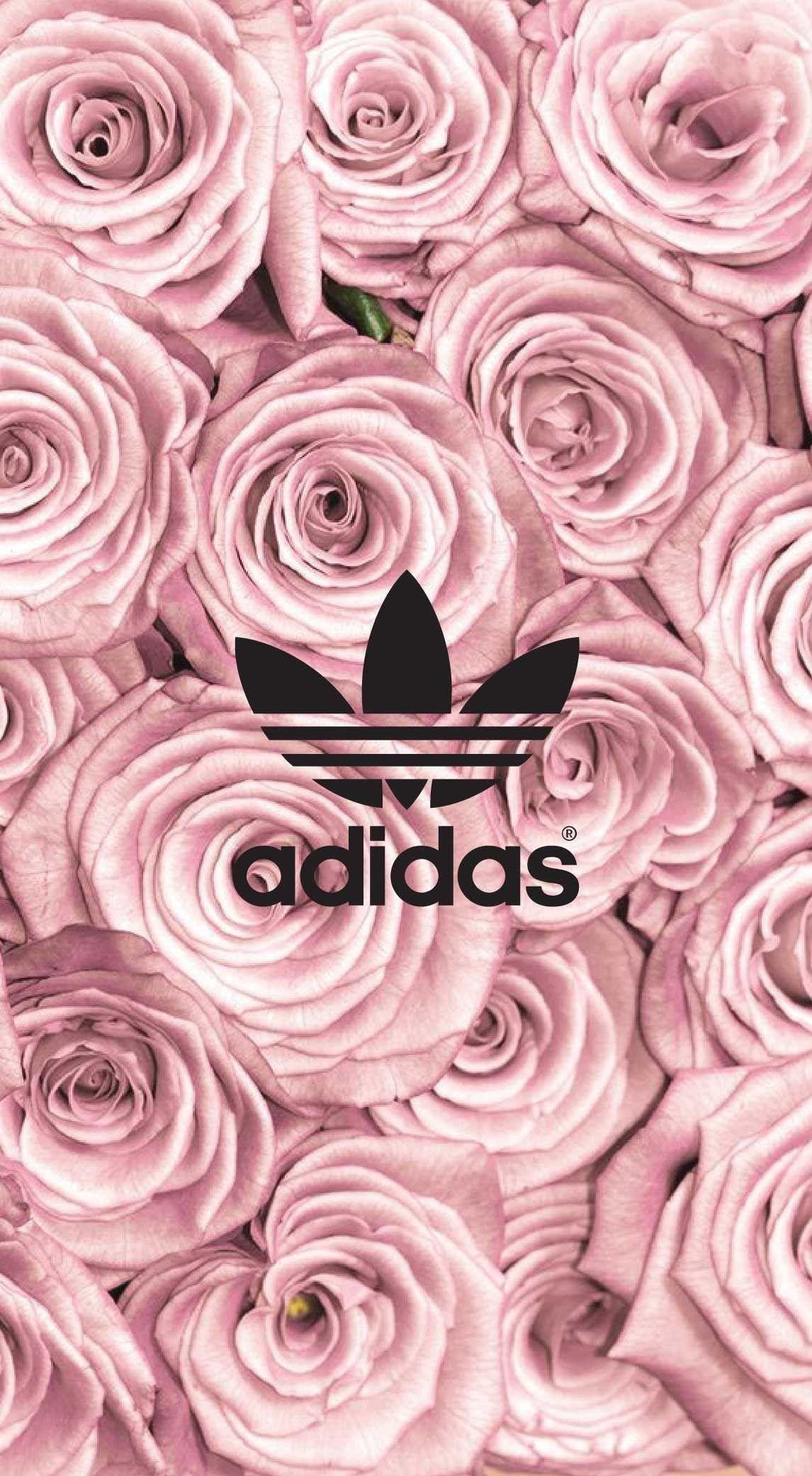 Pink Adidas Wallpapers Wallpaper Cave
