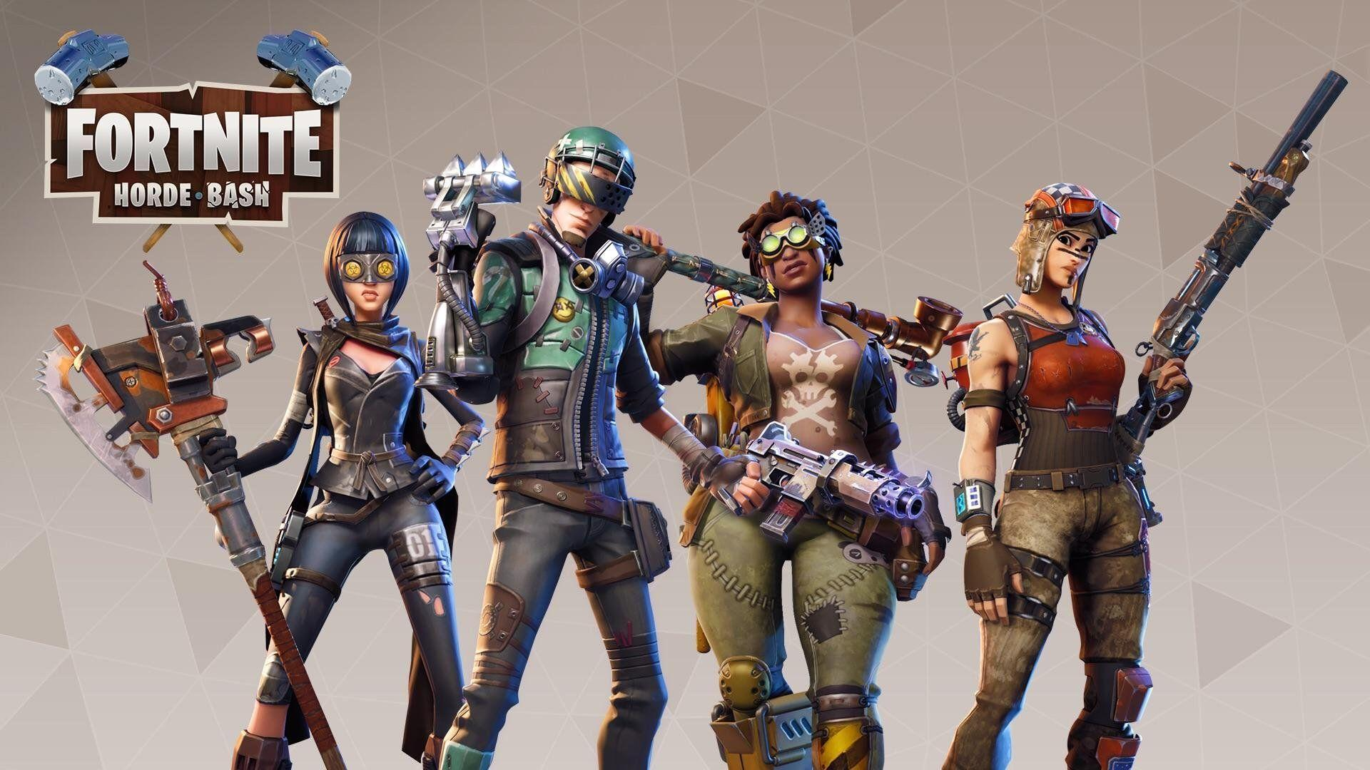 Could Renegade Raider recieve a revamp please? In stw she has