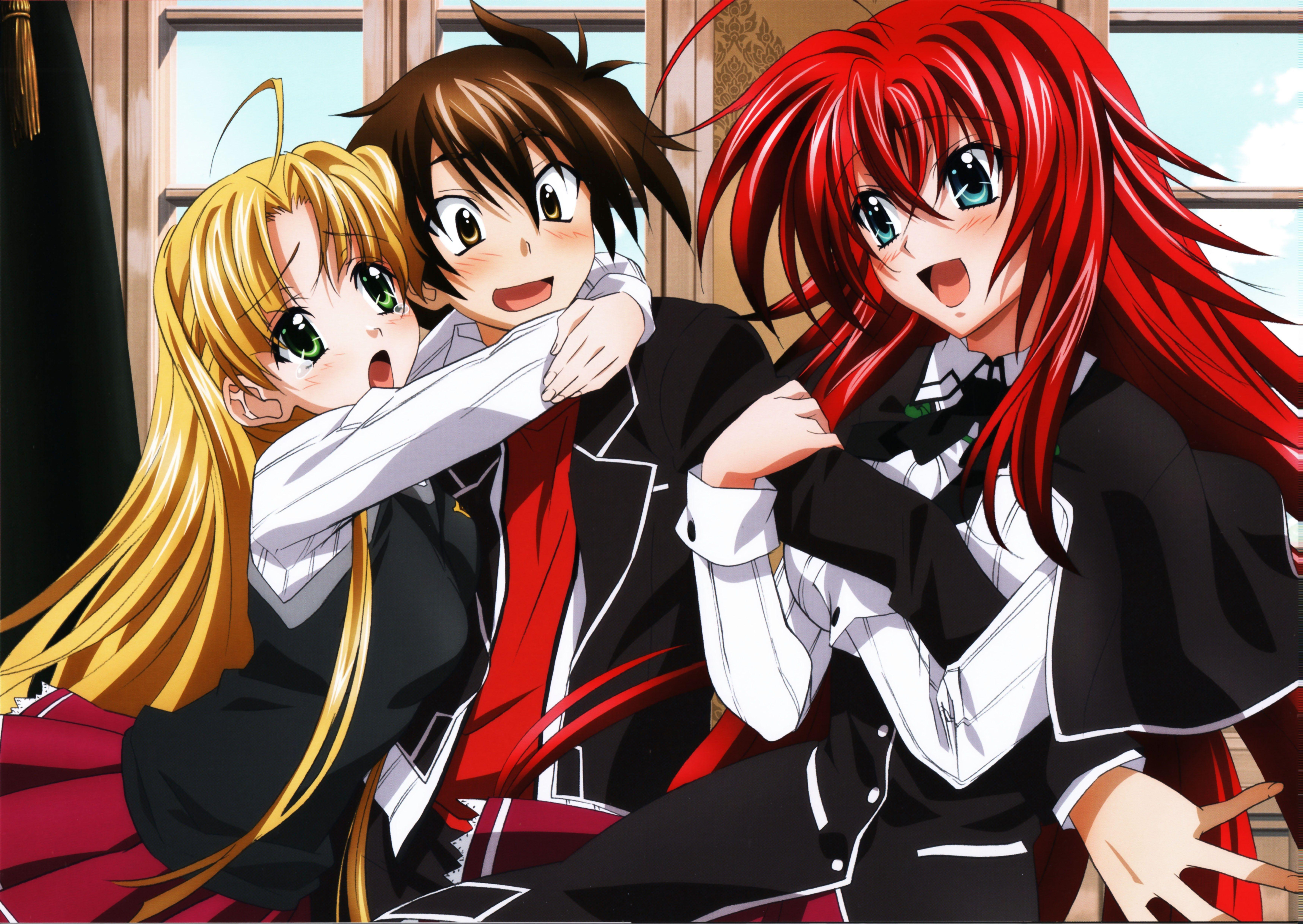 1610012, HQ Definition Wallpapers Desktop high school dxd image