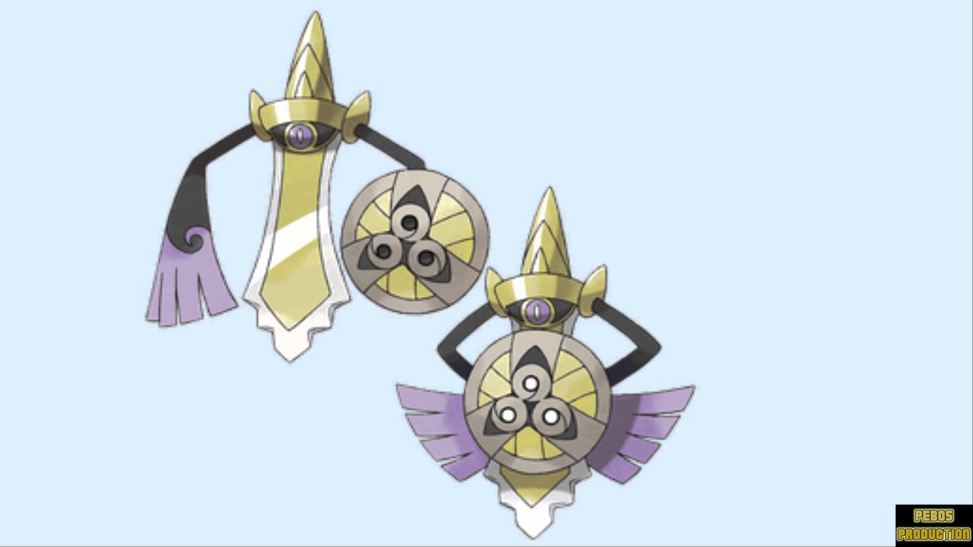 Special Aegislash Distribution At Pokemon Worlds