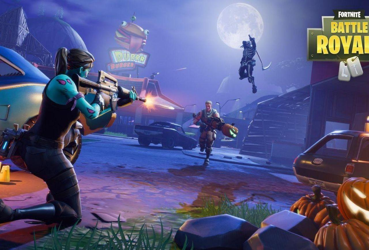 Ghoul Trooper Probably Coming After Skull Trooper For 'Fortnite'