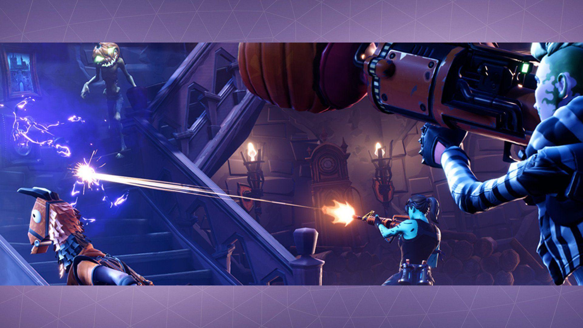 Haunt Fortnite With Fortnitemares Update On October 26