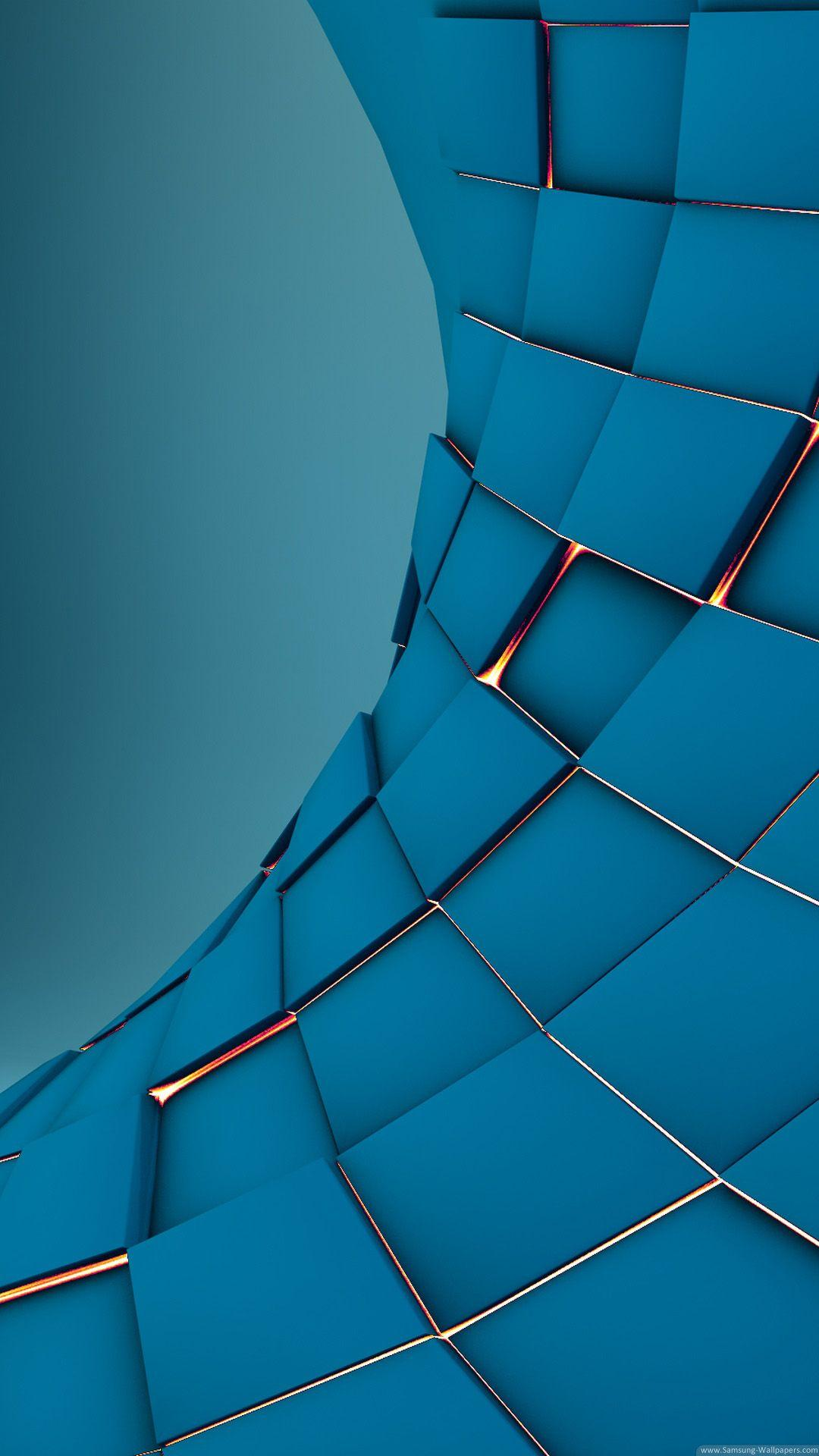 Blue abstract htc one wallpaper - Best htc one wallpapers