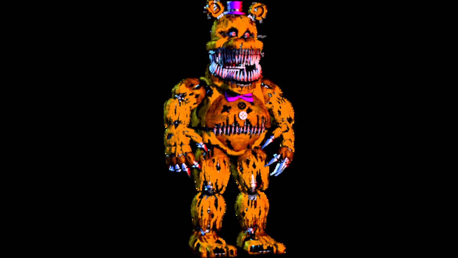 Nightmare Foxy : fivenightsatfreddys