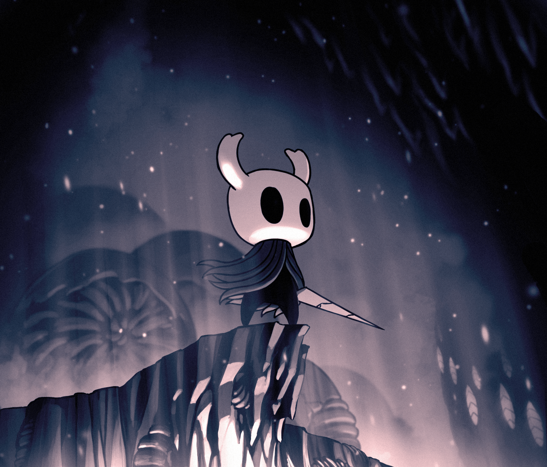 Hollow Knight Quirrel Wallpapers - Wallpaper Cave