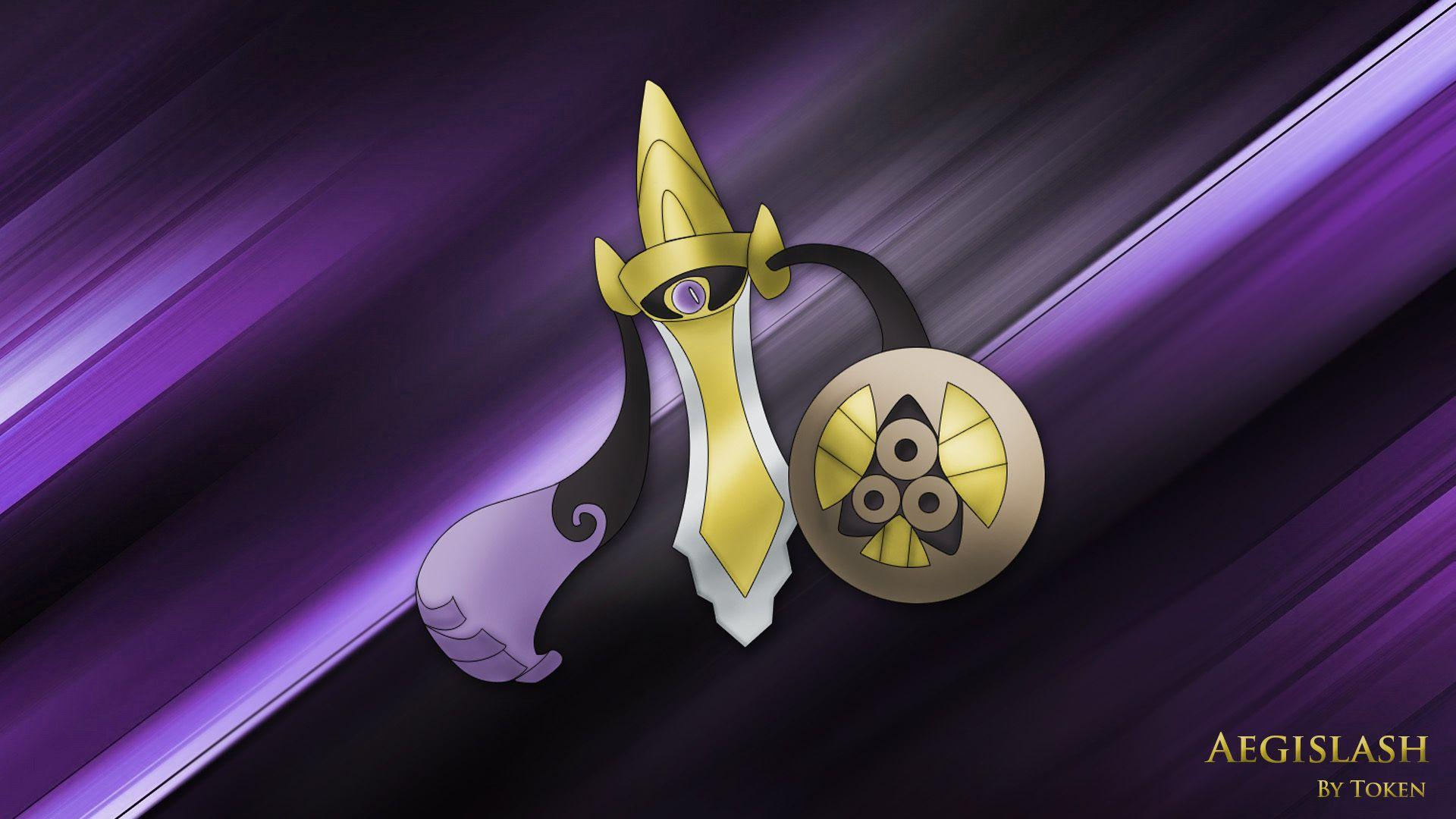 1920x1080 aegislash, pokemon desktop wallpapers 40877